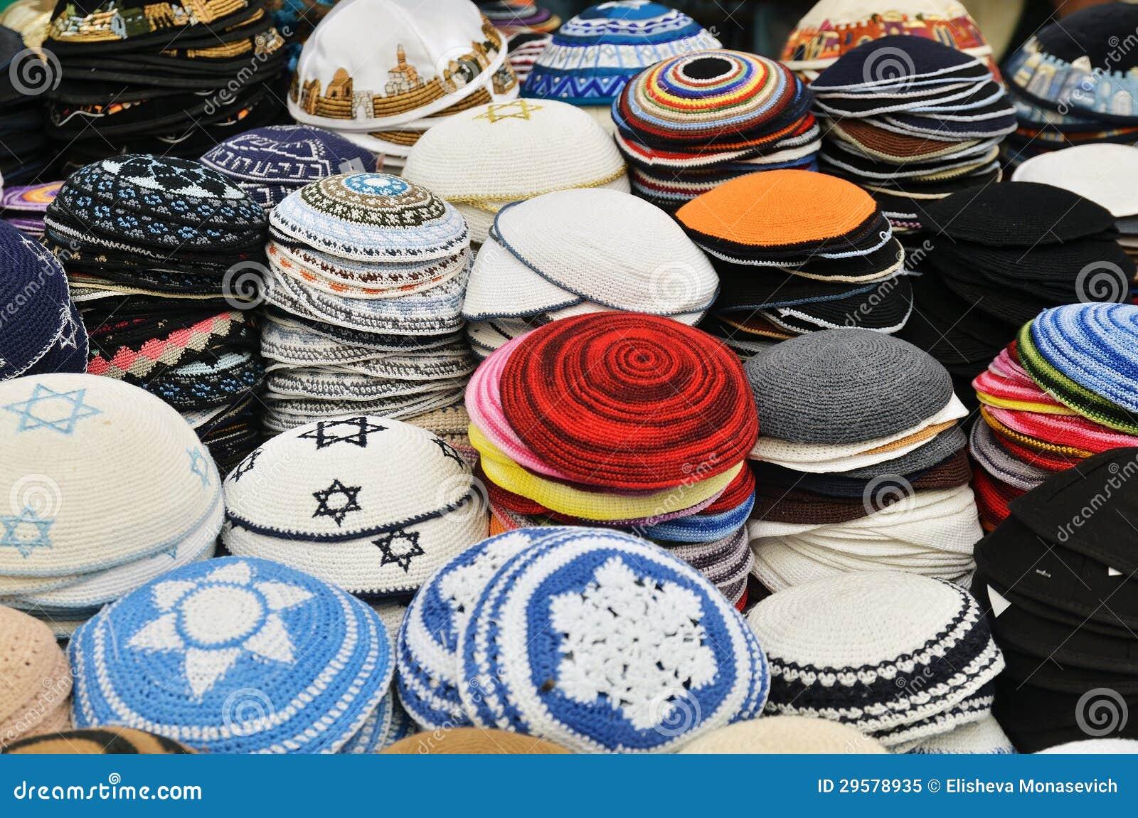Yarmulke - headwear judaico tradicional