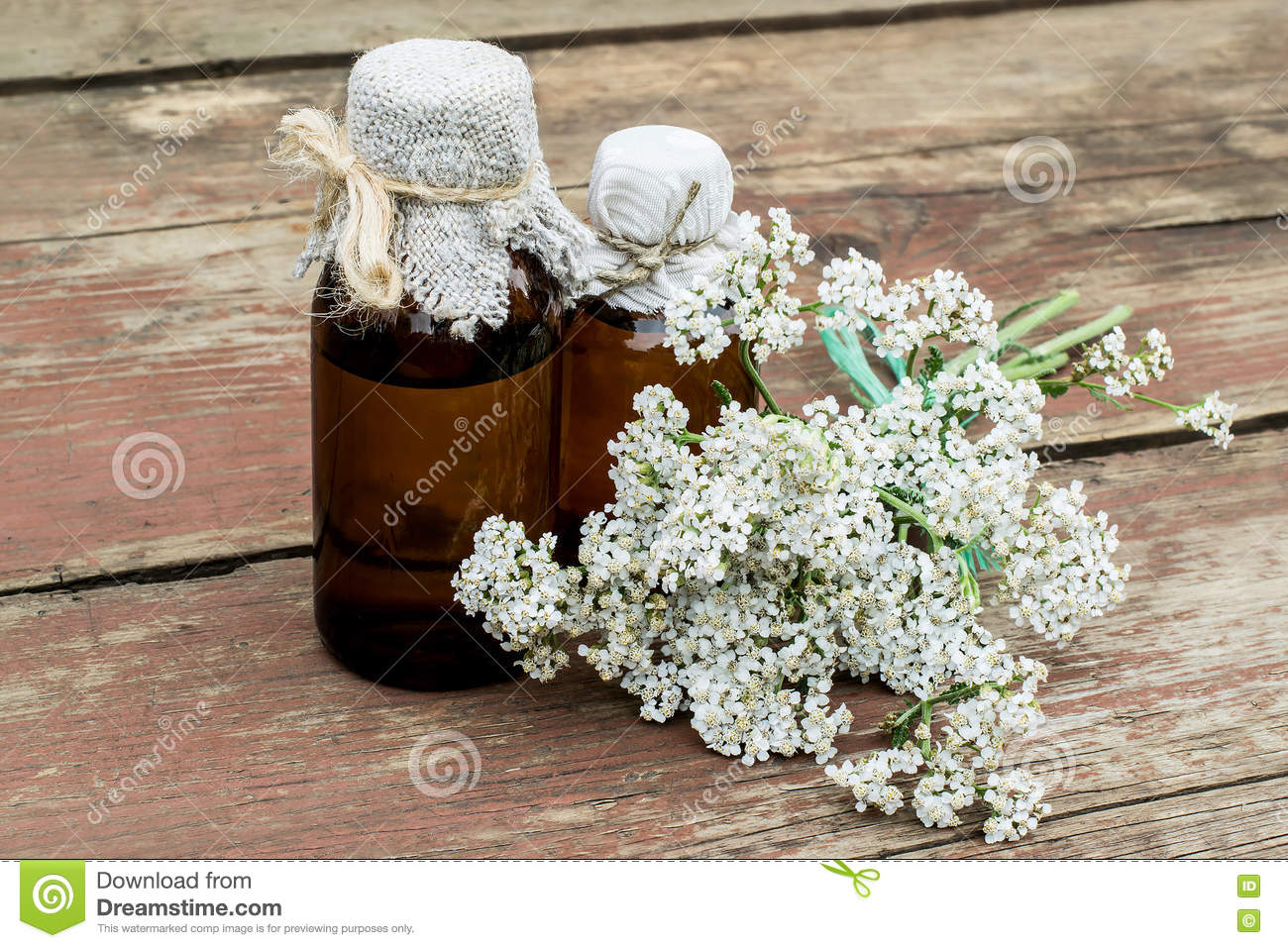 how to make yarrow tincture