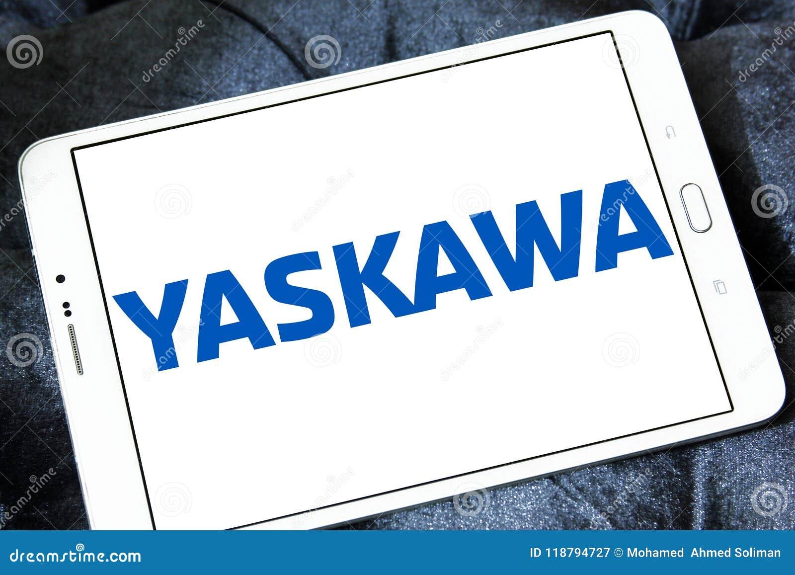 Yaskawa Electric Corporation Logo Editorial Photography