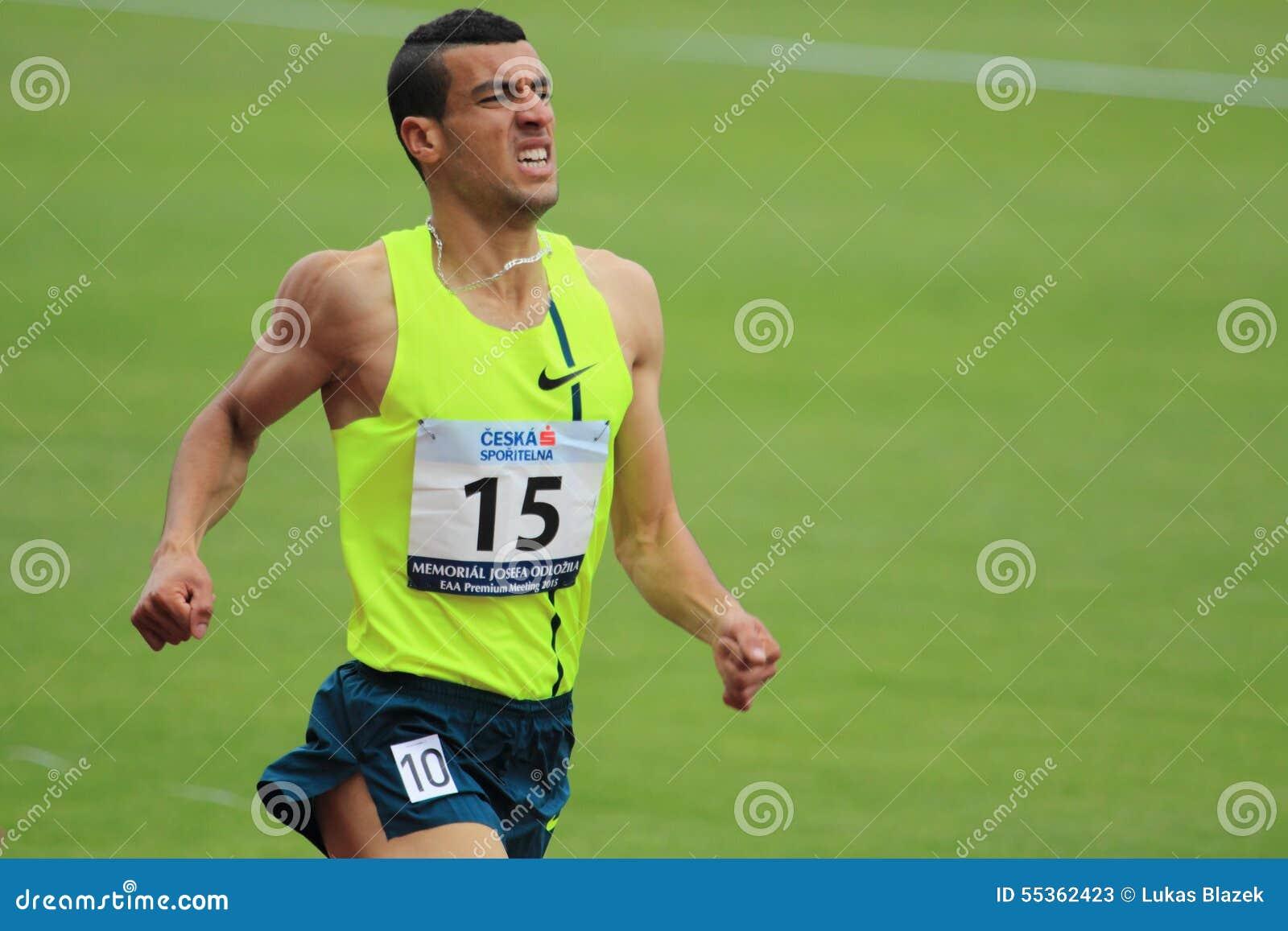 Yassine Hathat - atletica