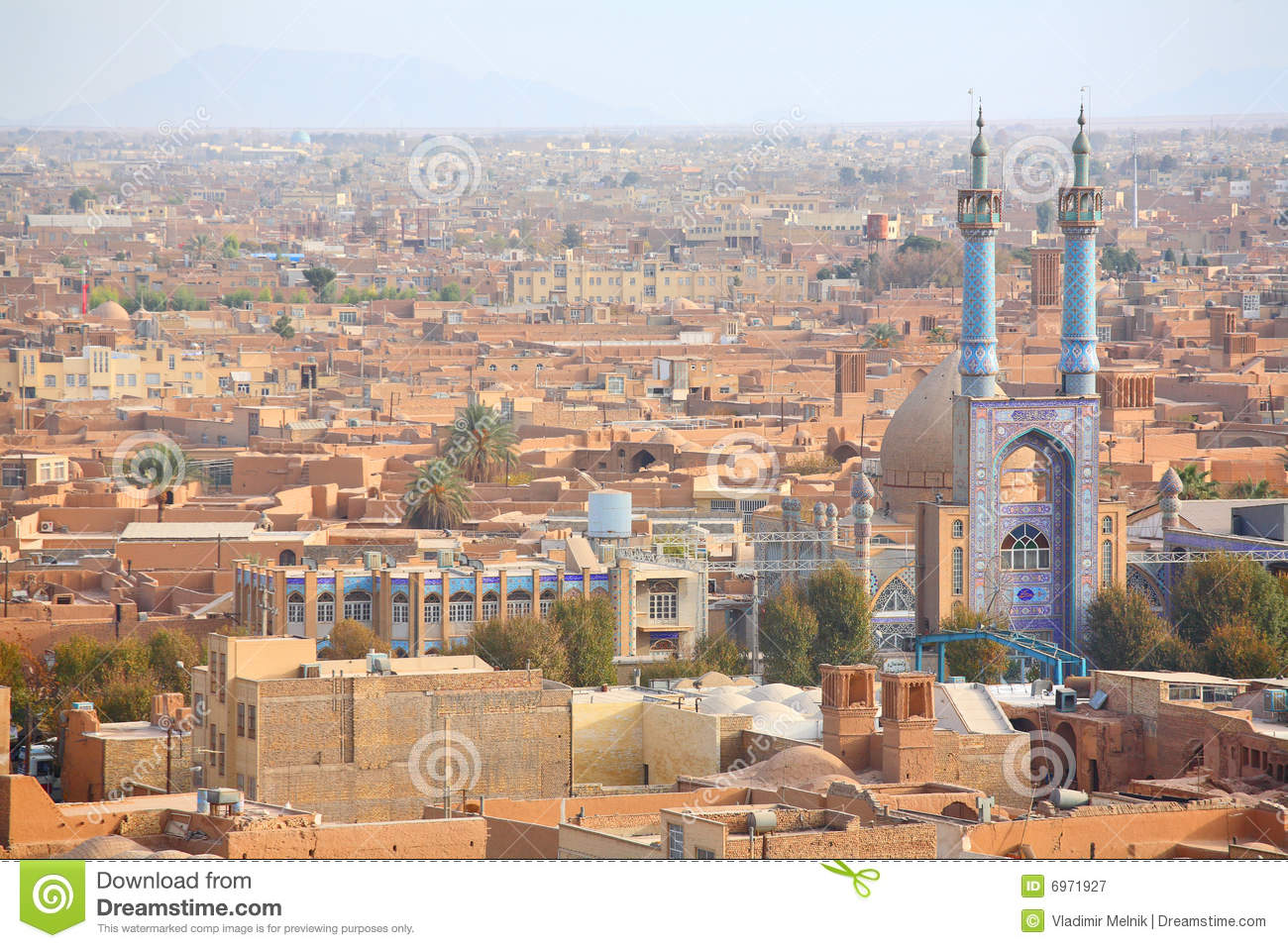 Yazd, Iran Royalty Free Stock Photography - Image: 6971927