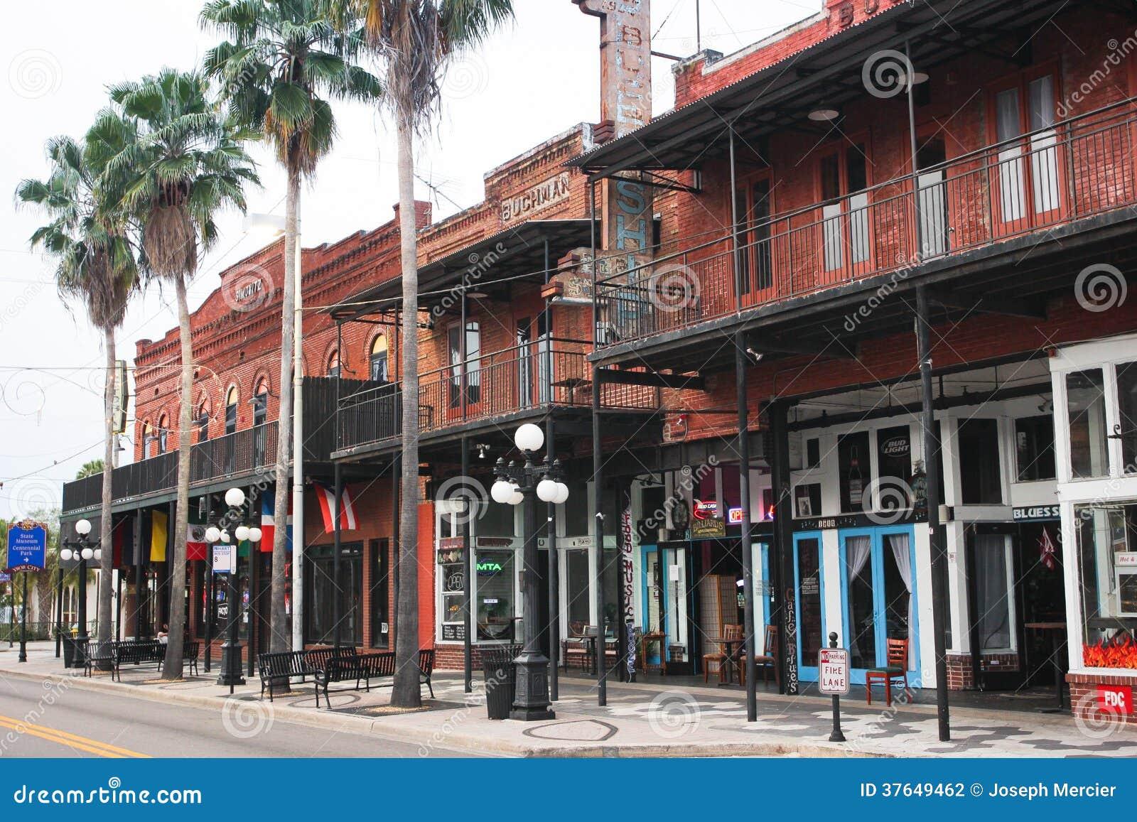 Ybor miasto, Tampa, Floryda