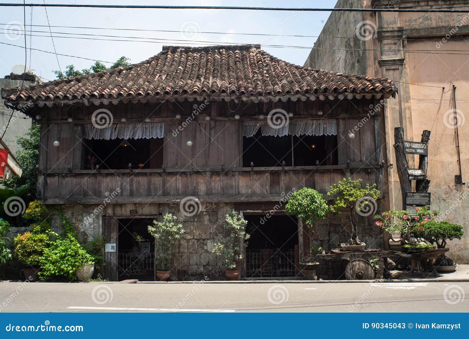 Życie codzienne filipińczycy w Cebu mieście Filipiny