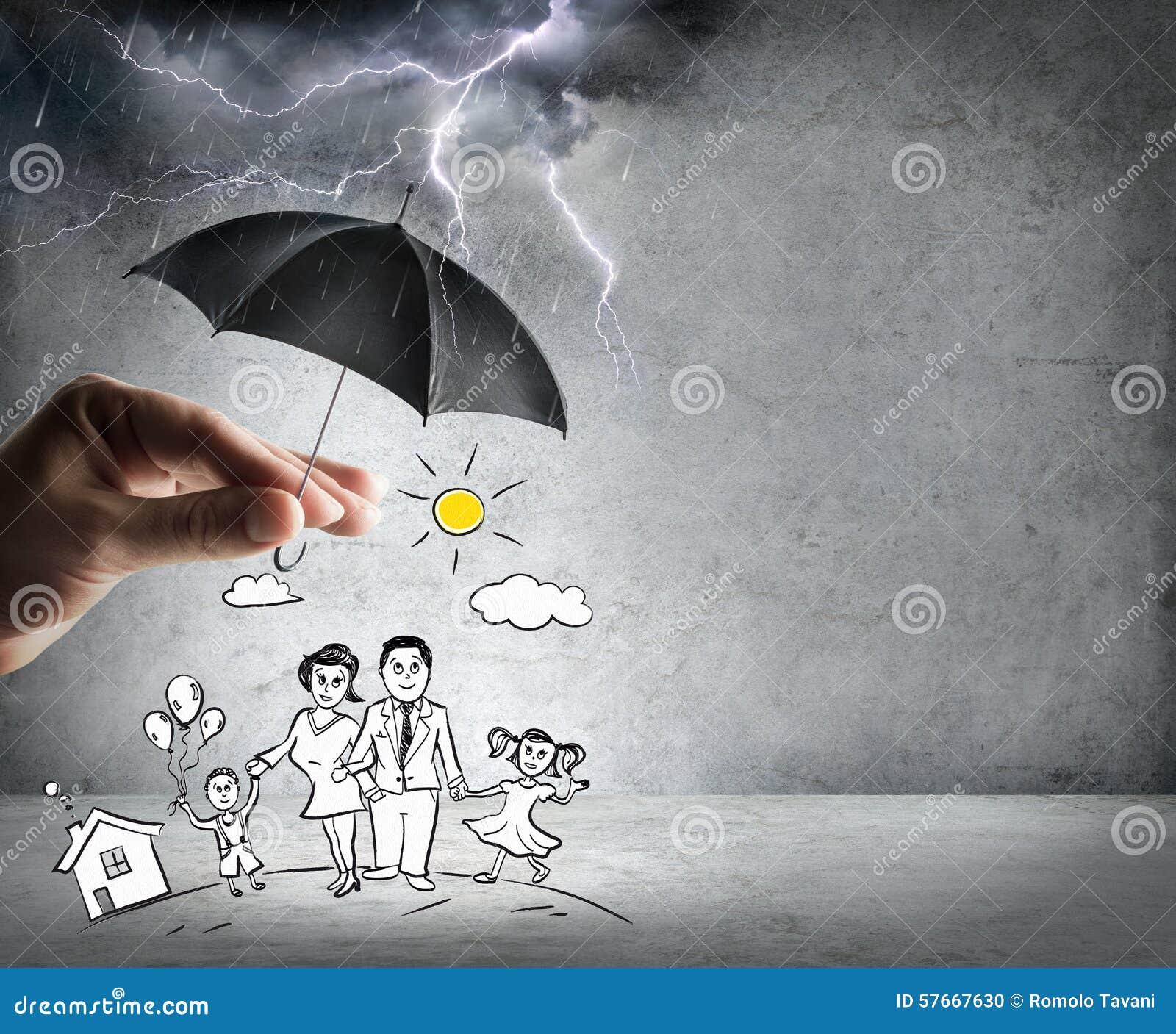 Życie i rodziny ubezpieczenie - zbawczy pojęcie