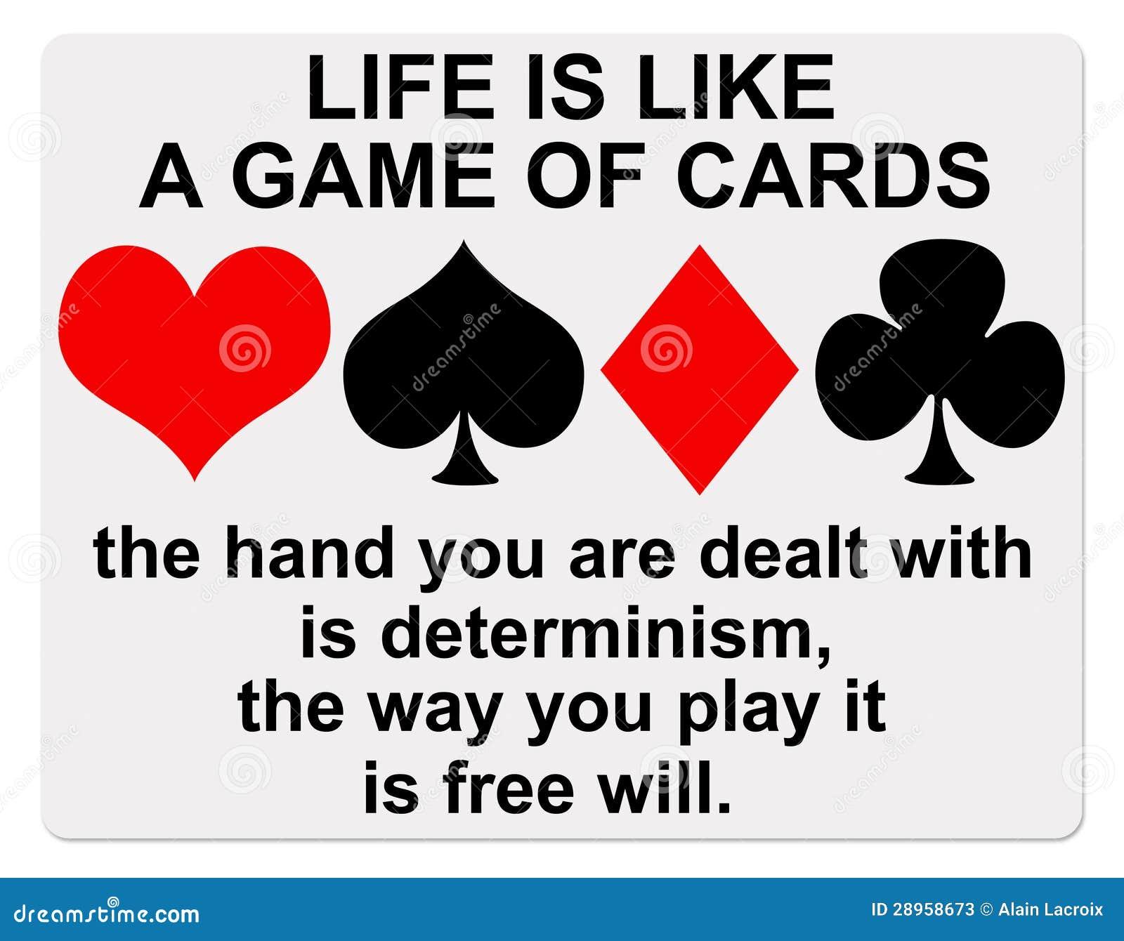 Życie karty
