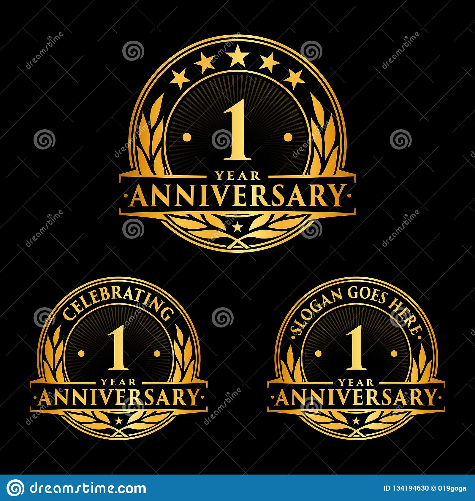 1 year anniversary design template anniversary vector and illustration 1st logo stock vector illustration of jubilee design 134194630 https www dreamstime com year anniversary design template anniversary vector illustration st logo years anniversary design template one years image134194630