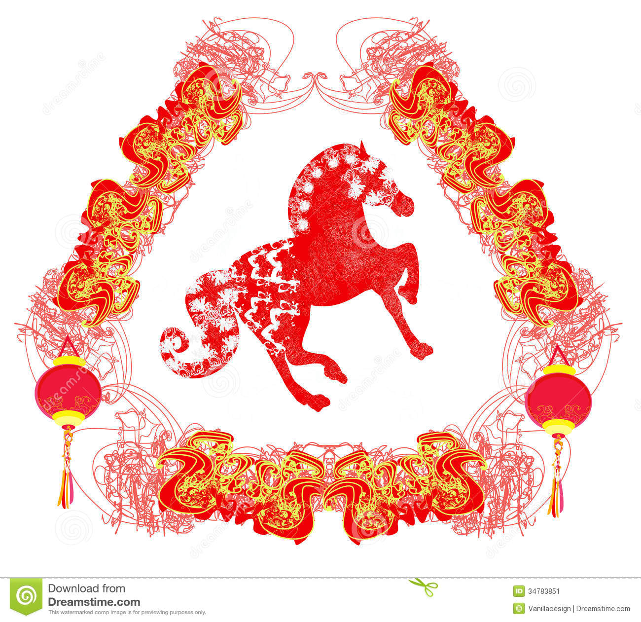 Year Of Horse G...