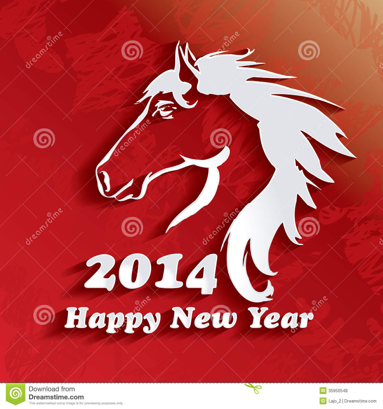 Happy New Year Horse Images 88