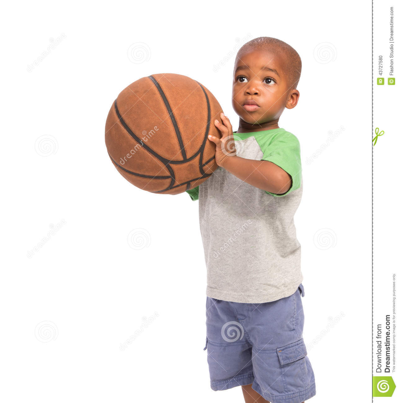 2 year old baby boy standing holding a basket ball stock photo image 43727580 - African american baby boy pictures ...