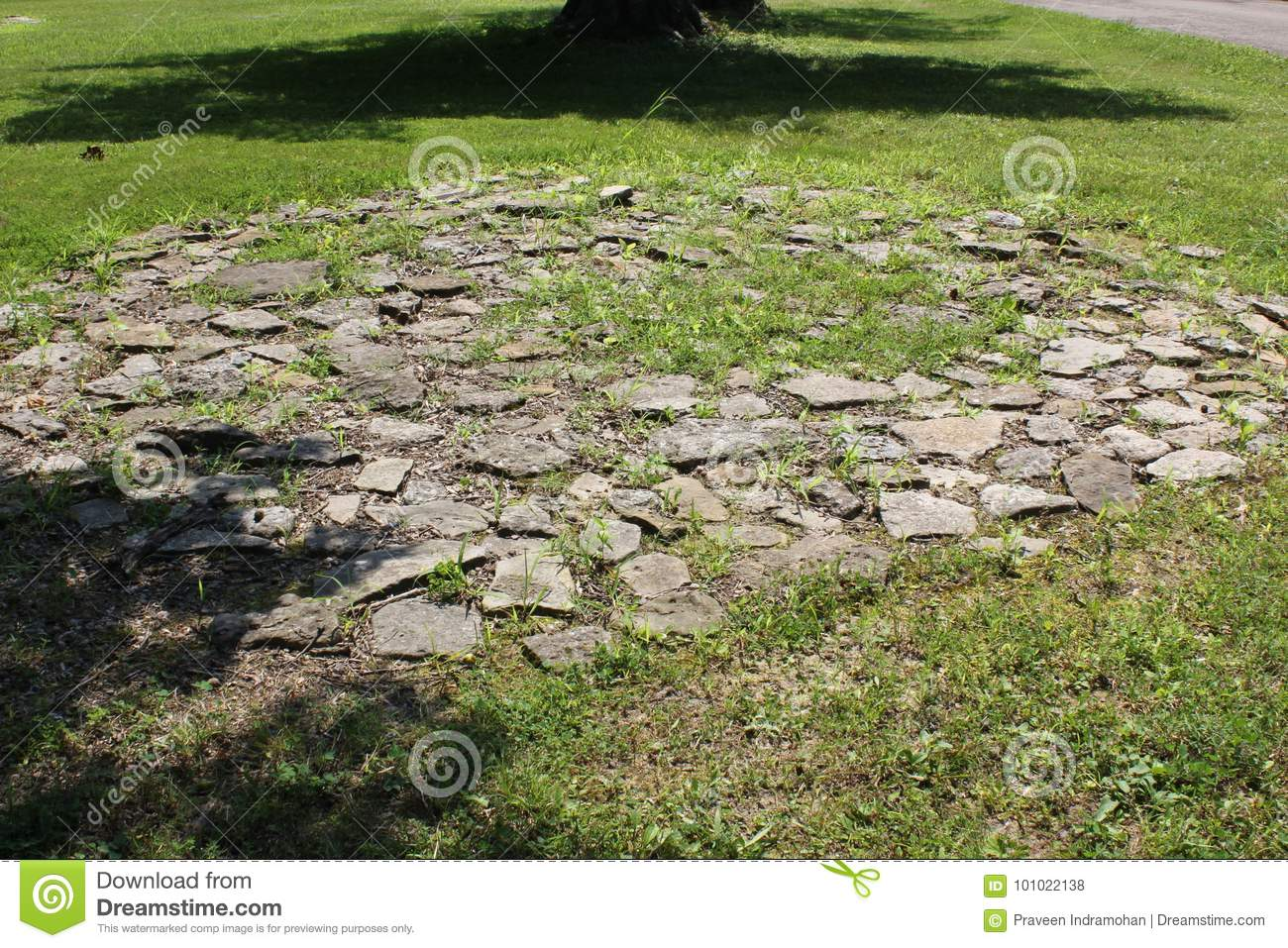 stone circles in usa