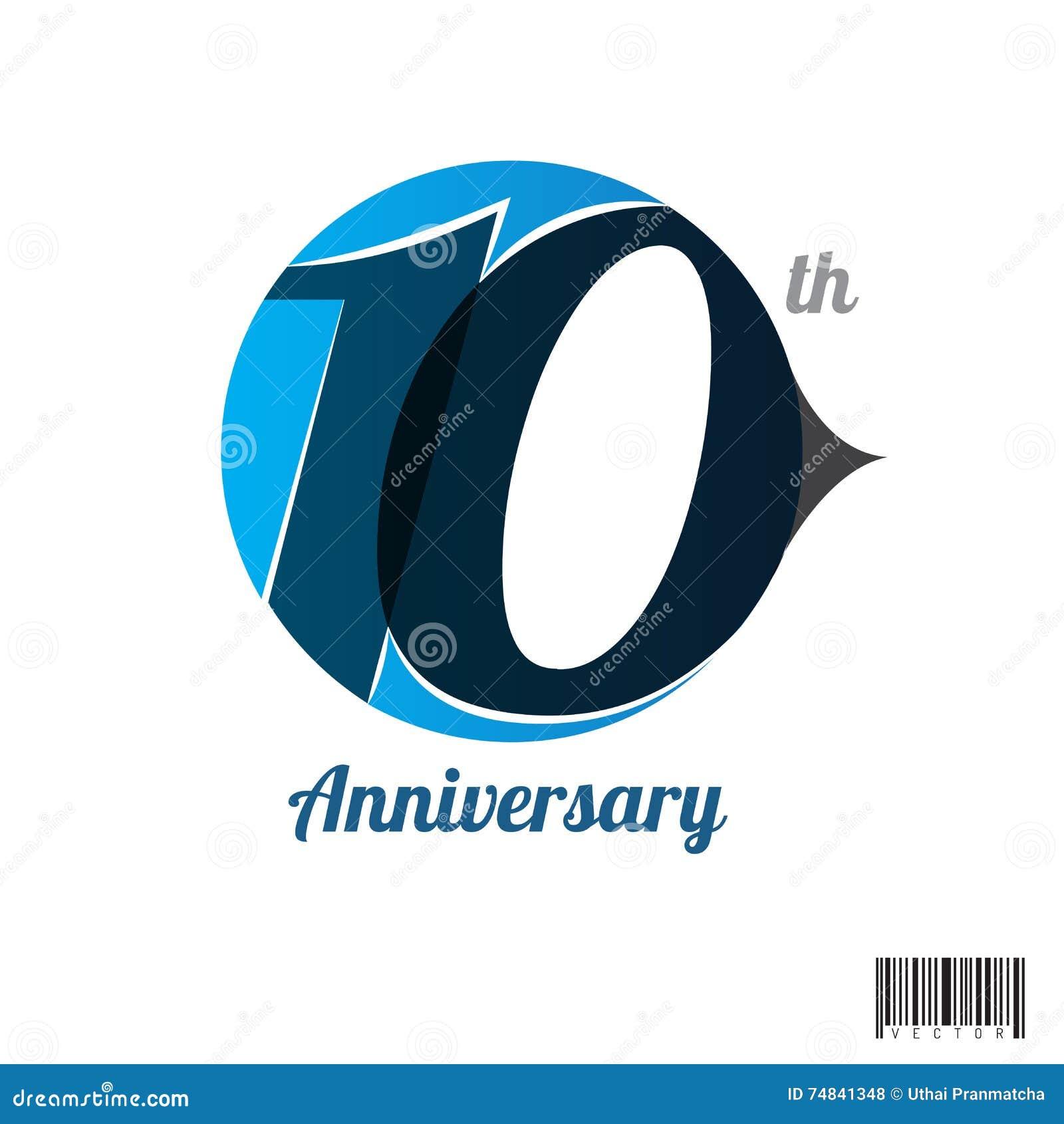 anniversary logo vector - photo #29