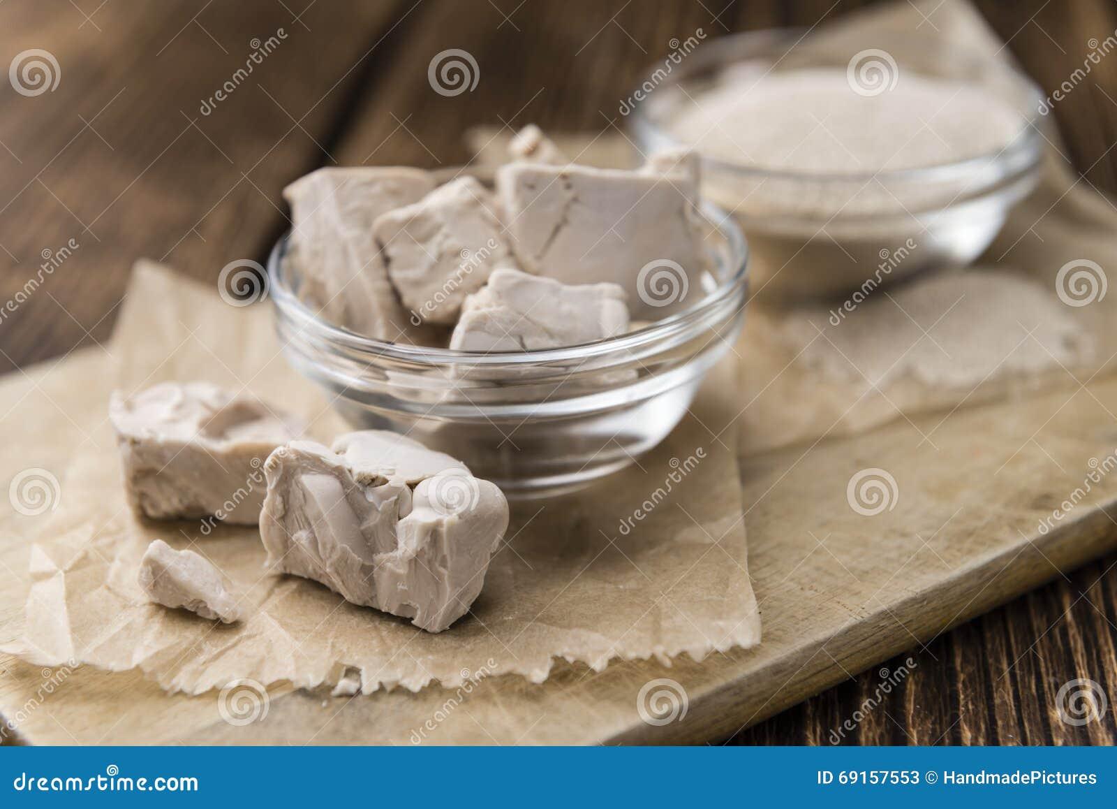 Yeast (fresh and dried)