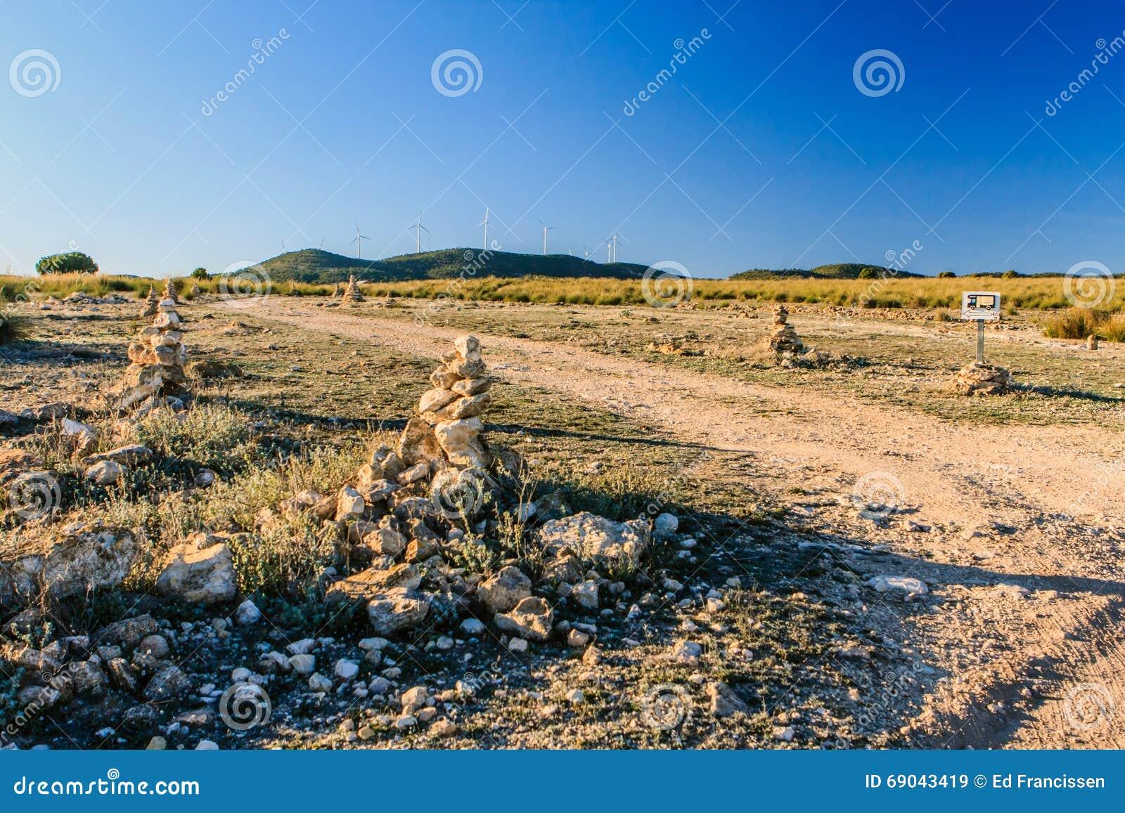 Map Of Yecla Spain.Yecla Murcia Spain Stock Image Image Of Olive Wasteland 69043419