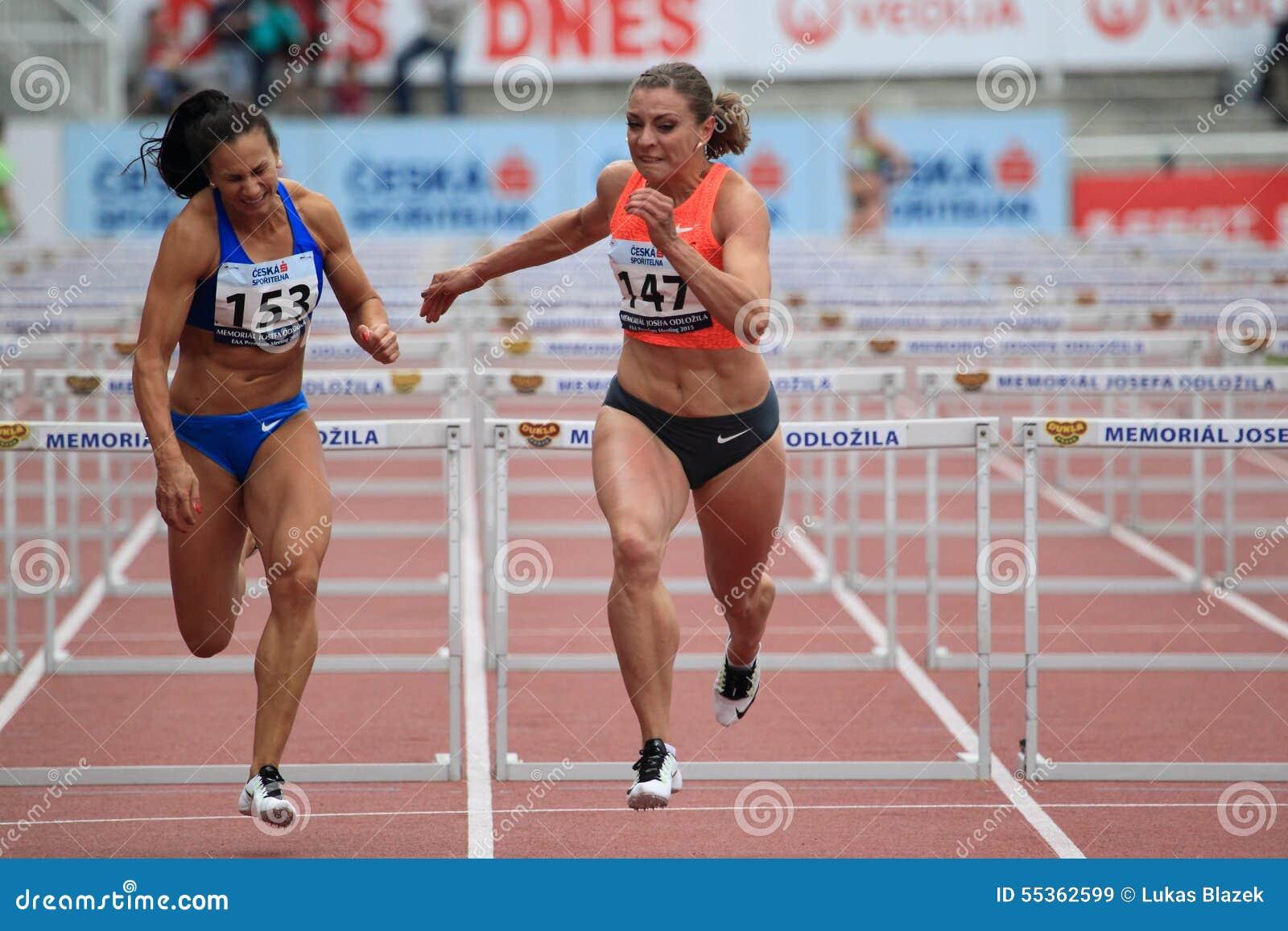 Yekaterina Galitskaya - atleta