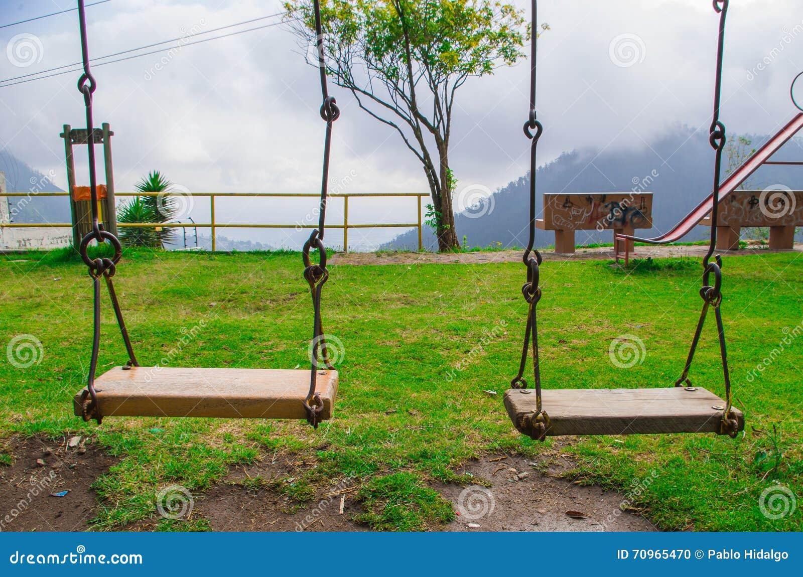 Metal swing gate royalty free stock photo cartoondealer
