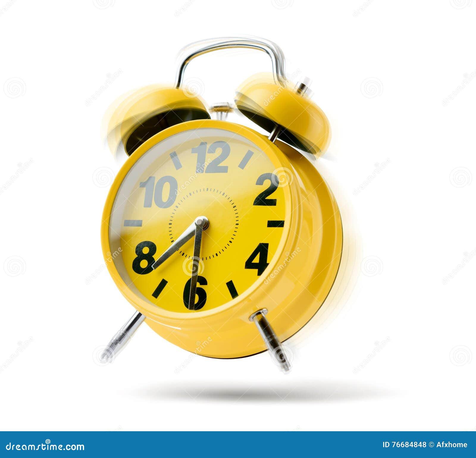 Alarm Clock Rings It