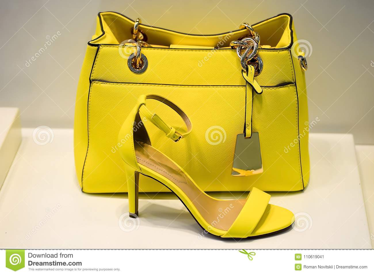 1b0c3f088248e8 ... Matching Bags High Quality Party Shoes And Bag Shoes And Bags Set  Source · Yellow Bag With A Greenish Tint In Combination Shoes The Same  Colors