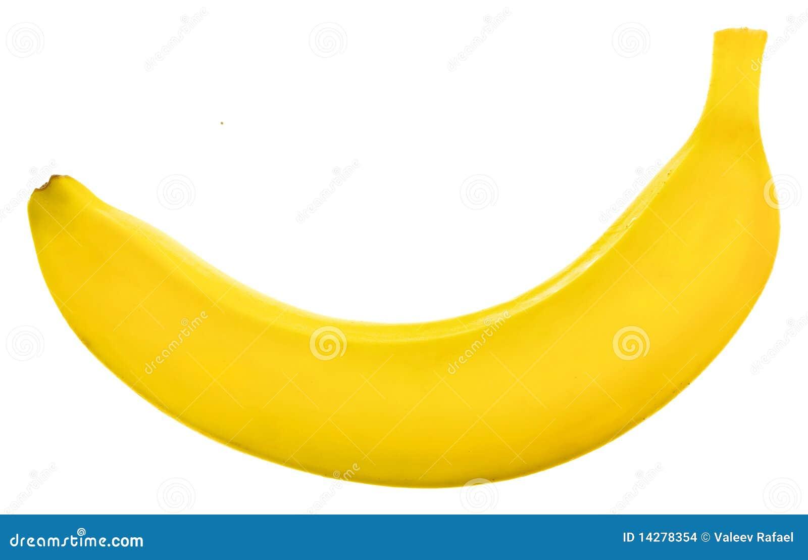 Yellow Banana Stock Images Image 14278354