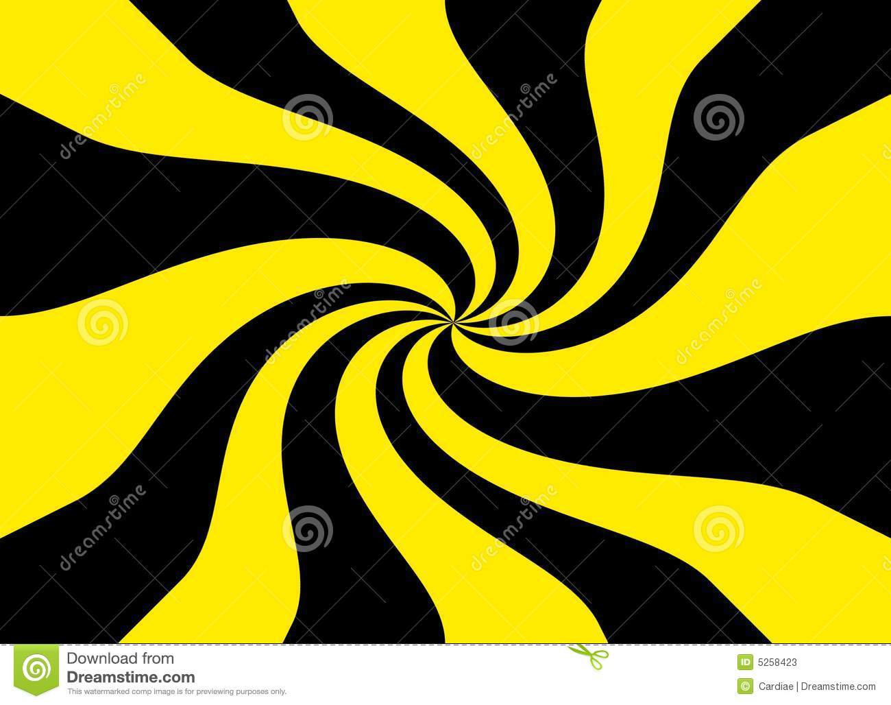 Yellow And Black Pattern Background Texture Stock Photos ...