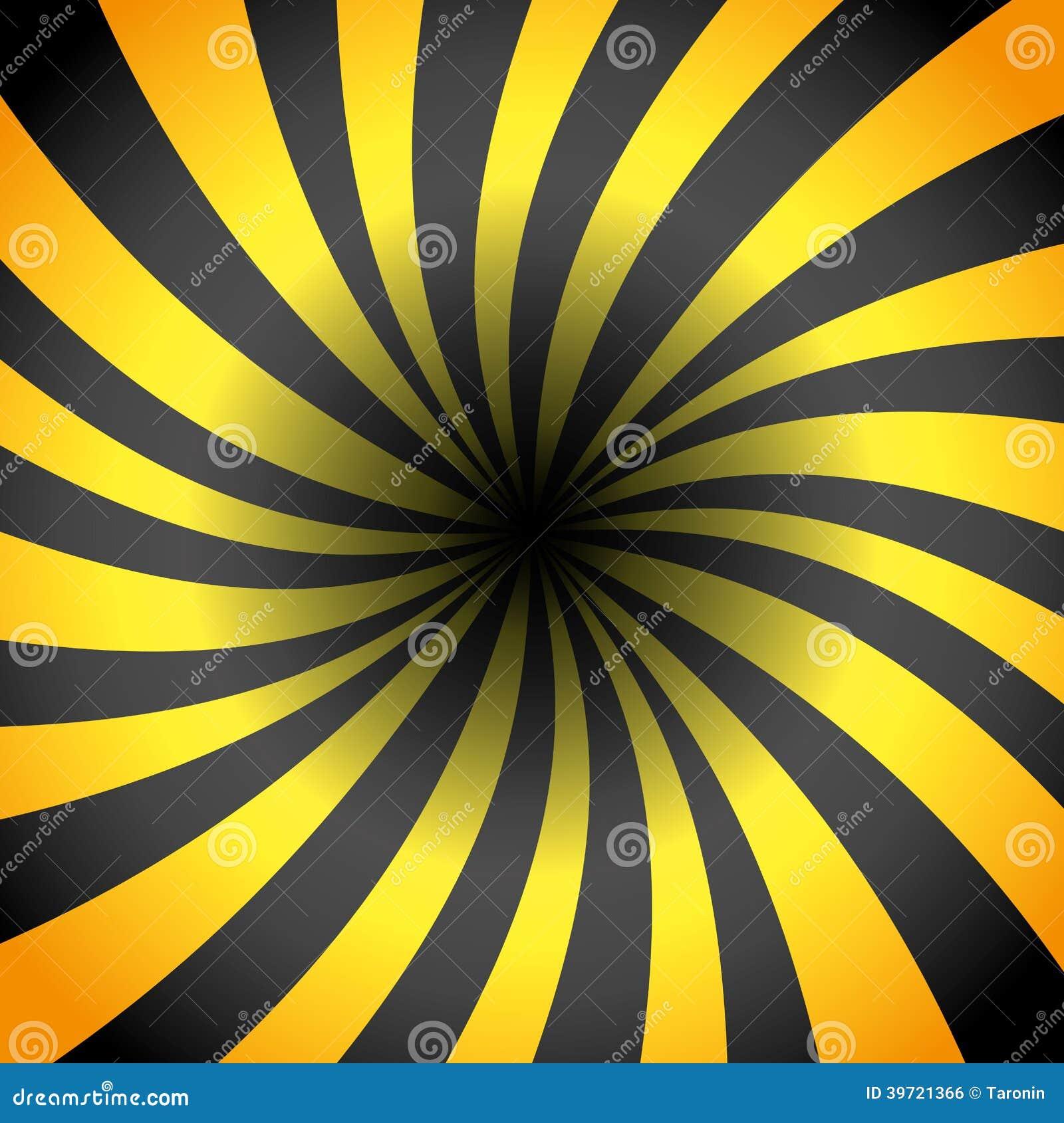 yellow rays vector - photo #29