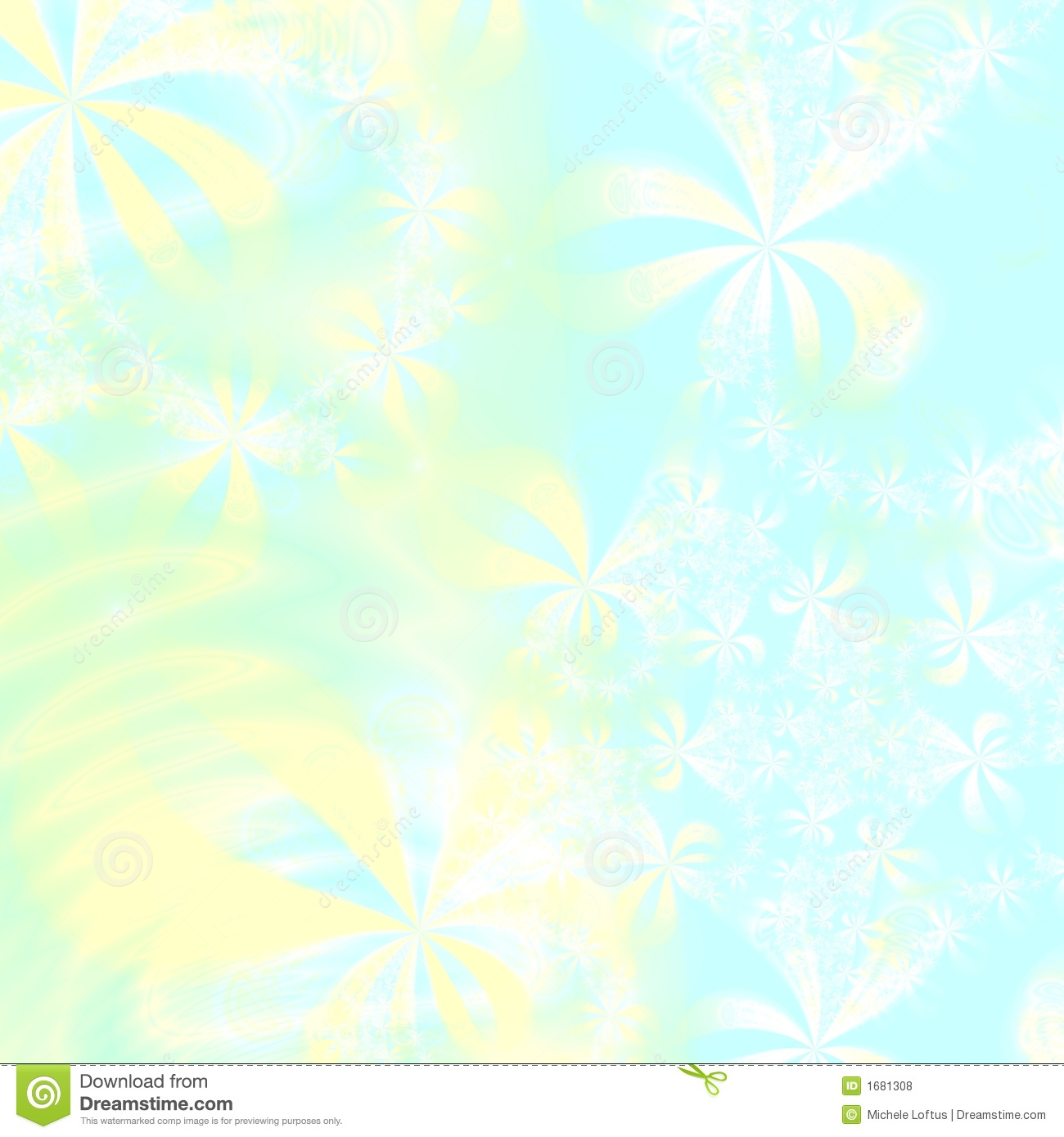 Yellow And Blue Abstract Background Design Template Or Wallpaper