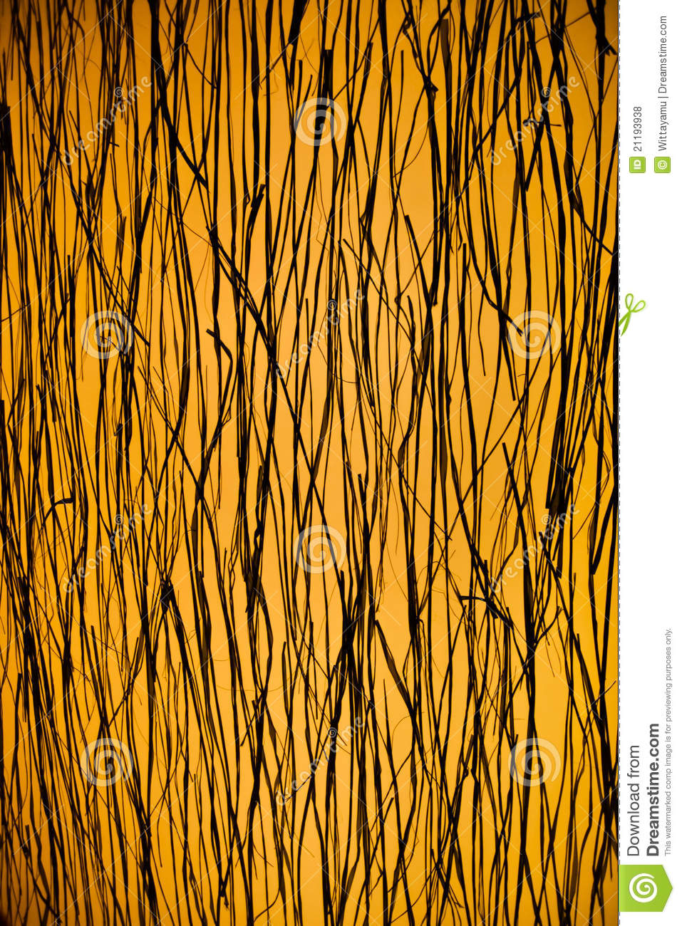 A yellow brown background