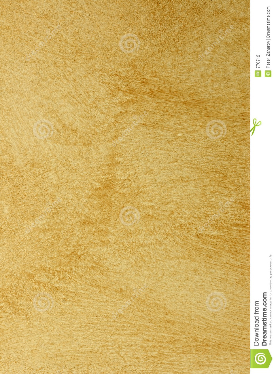Yellow-brown design paint texture