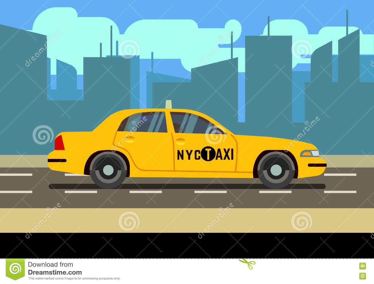 On Time Taxi Cab Car Service