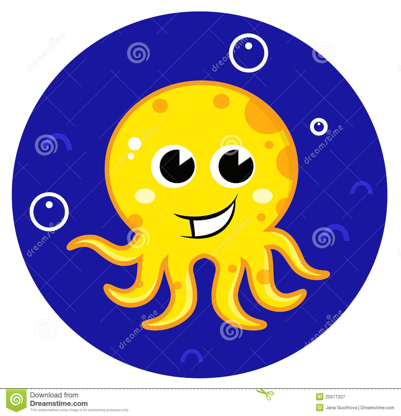 yellow cartoon octopus in sea water royalty free stock submarine clip art black and white submarine clipart free