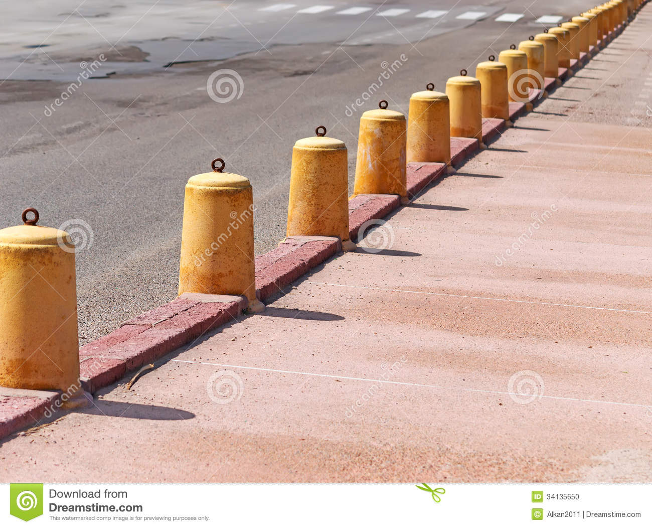 Image Gallery Cement Pylons