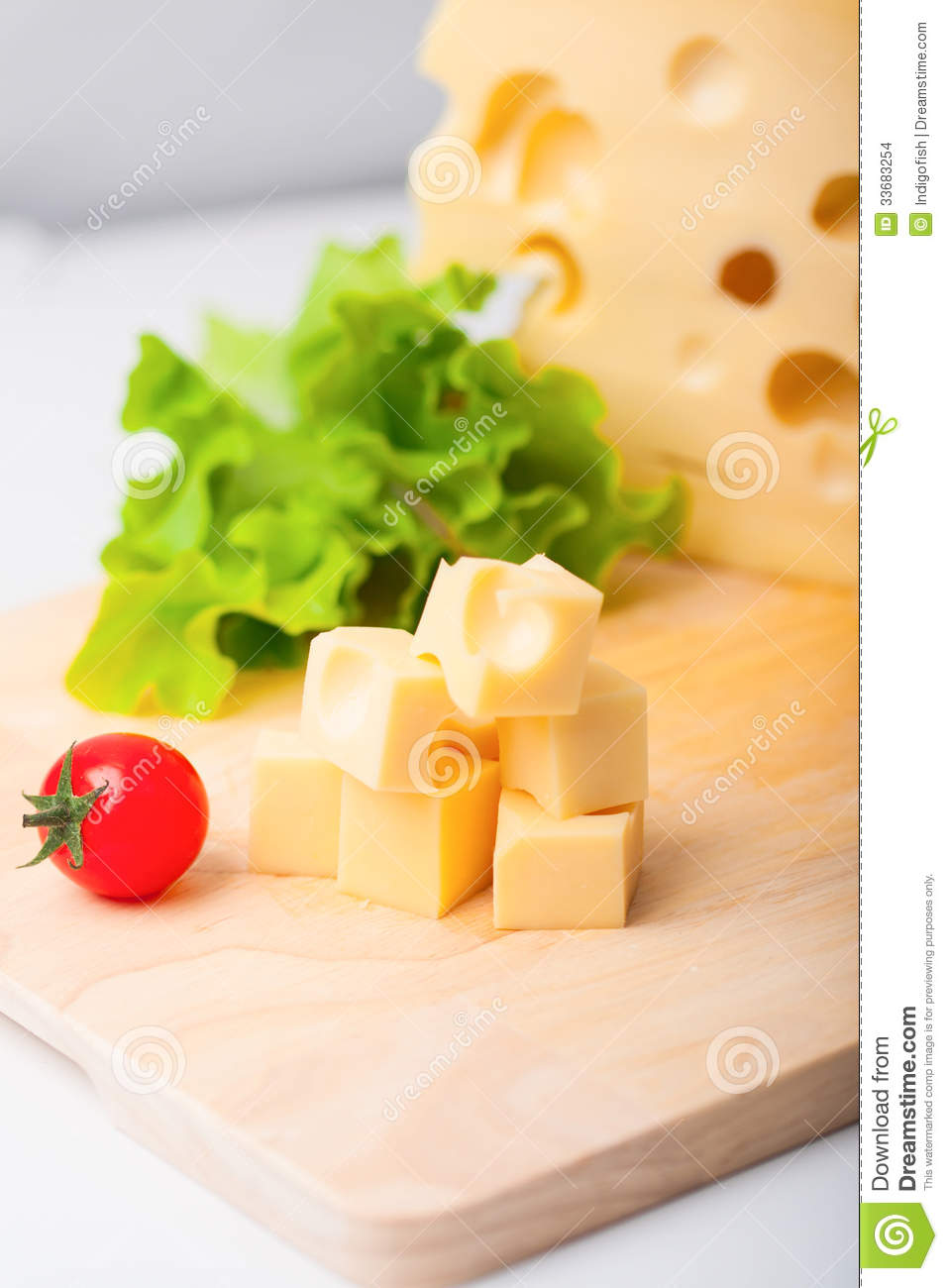 Yellow Cheese Stock Images Image 33683254