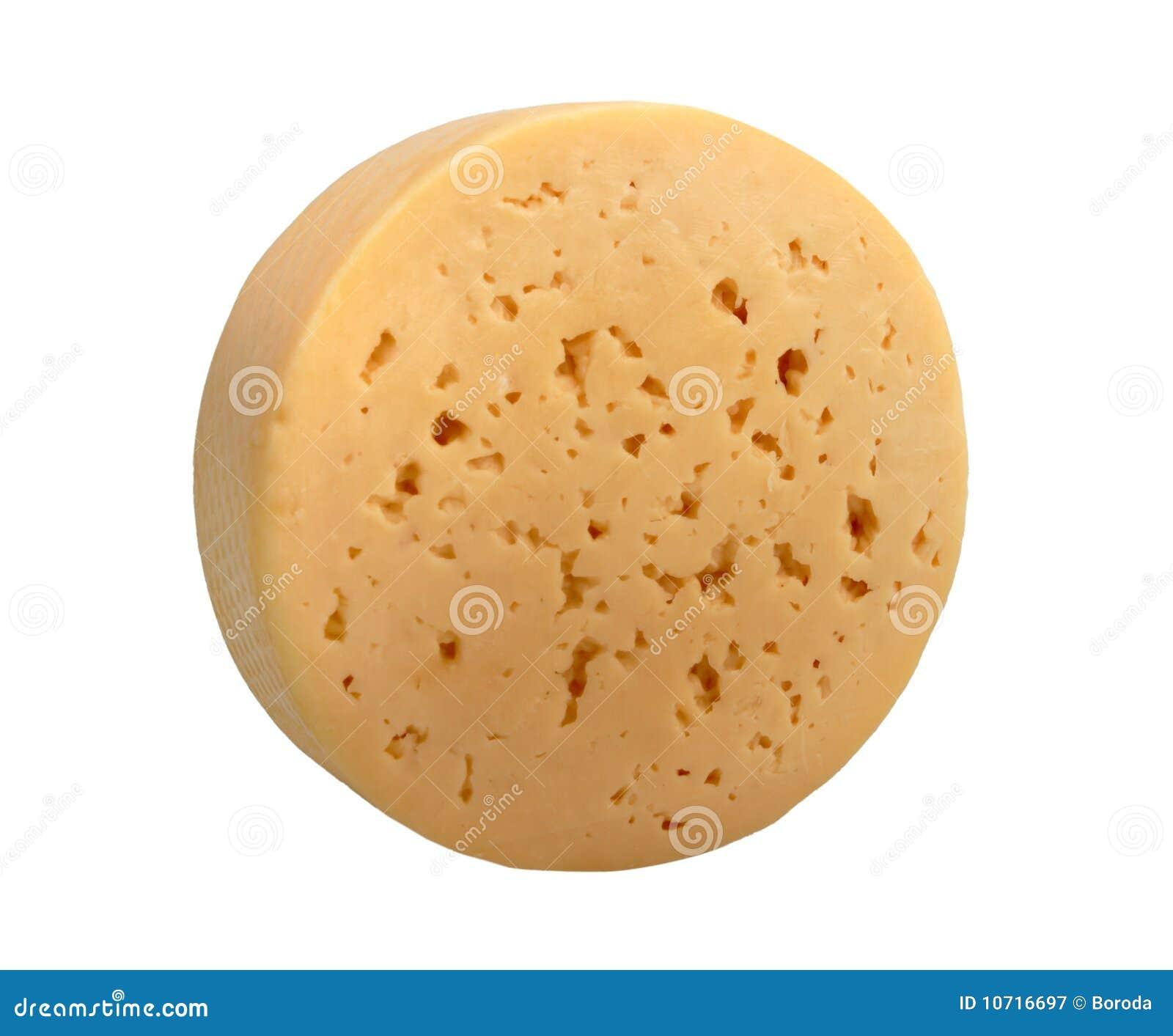 circle cheese