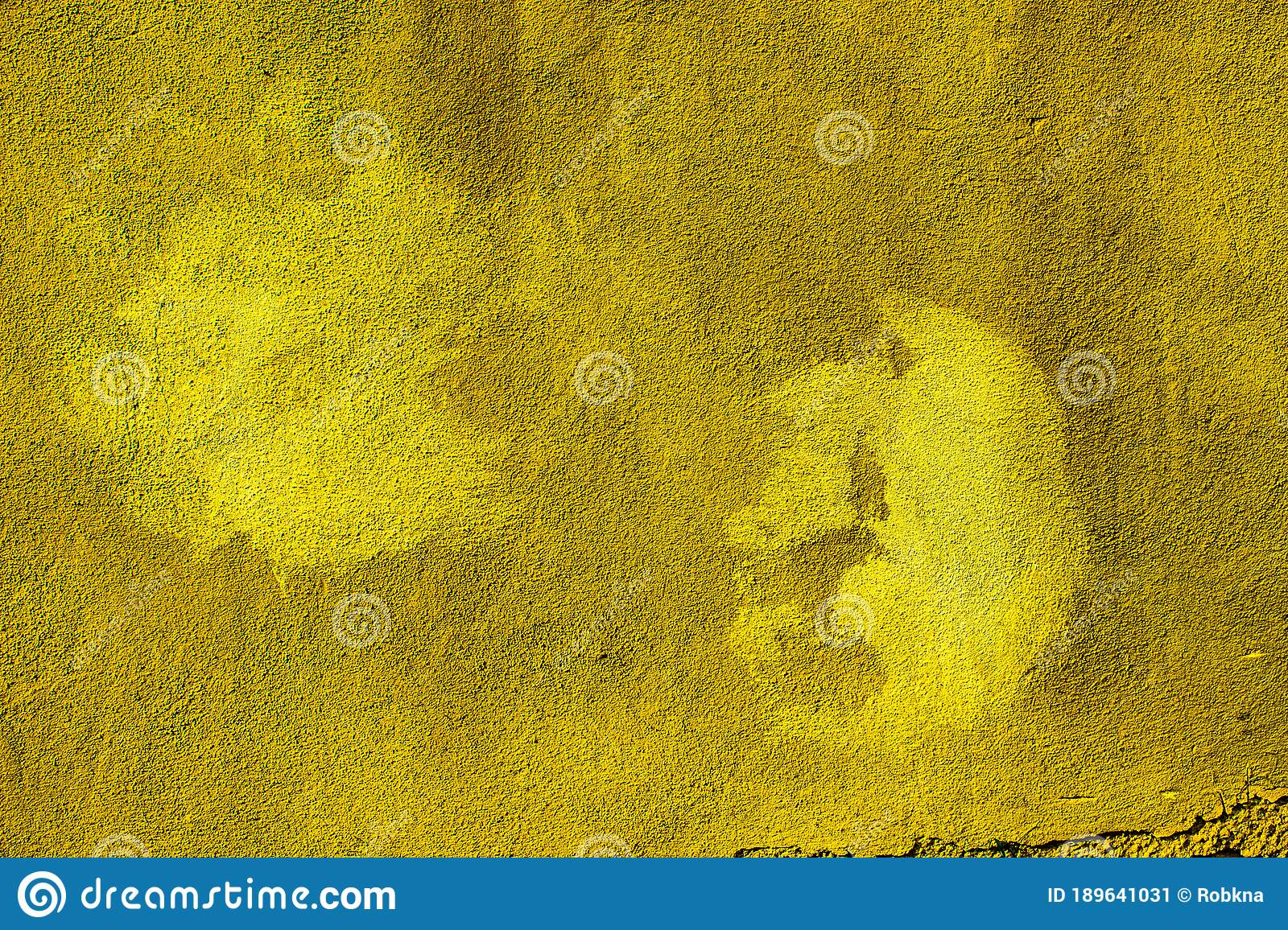 Yellow Colored Abstract Wall Background With Textures Of Different Shades Of Yellow Stock Image Image Of Rough Aureolin 189641031