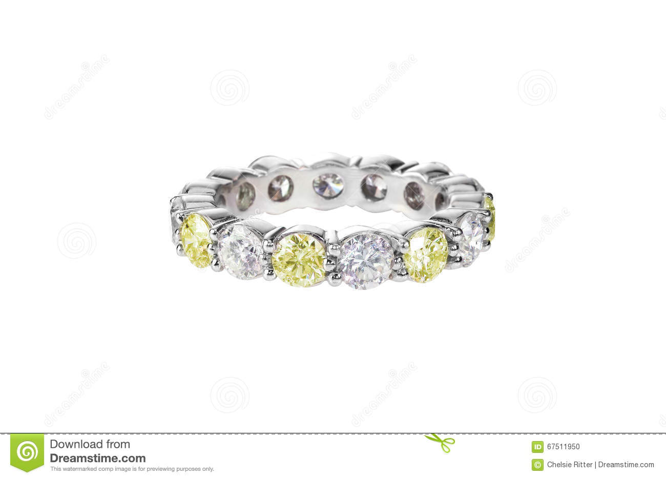yellow rings ritani diamond clarkson blog colored wedding kelly canary engagement celebrity ring