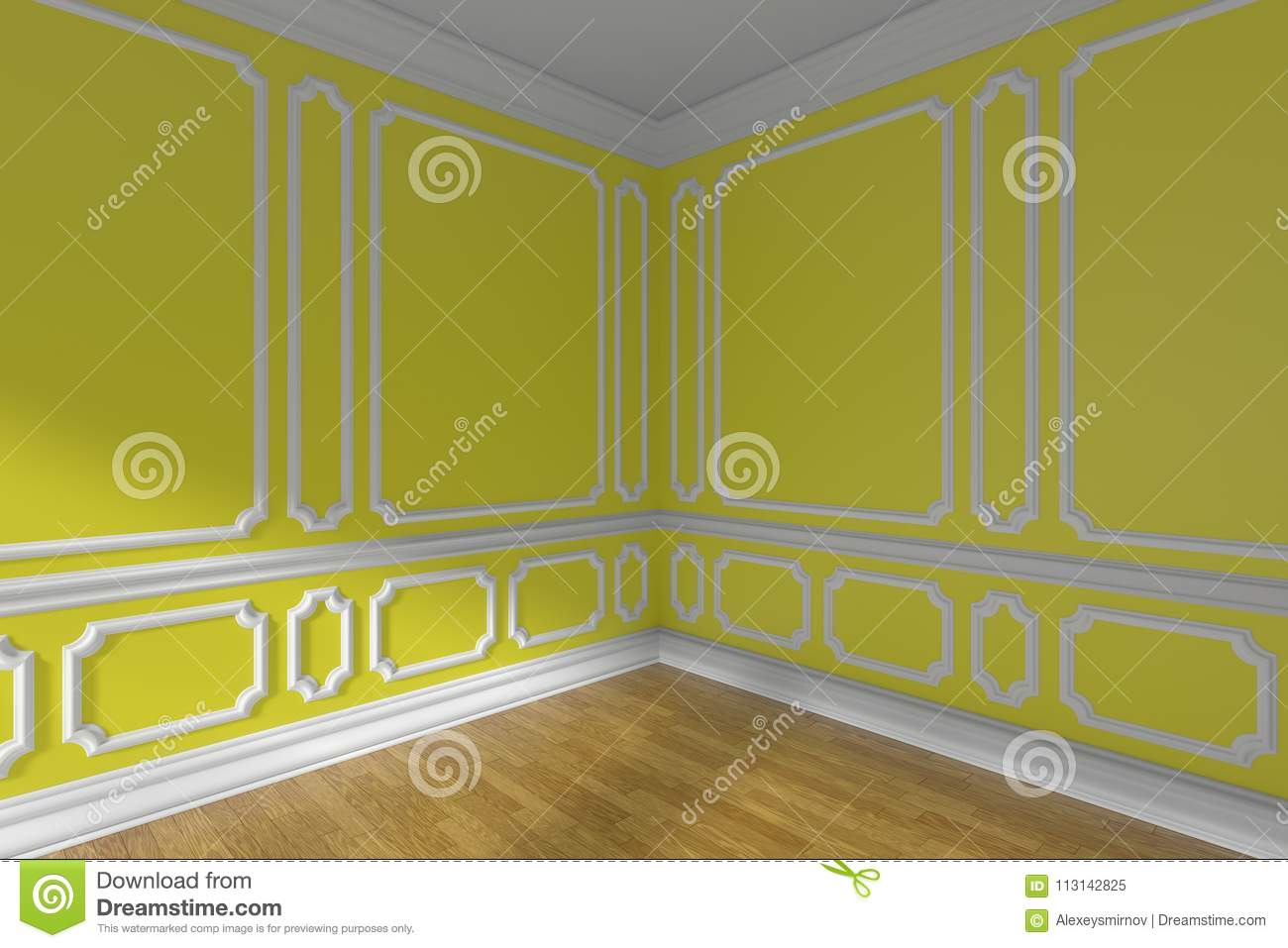 Unique Picture Frame Wall Moulding Sketch - Picture Frame Ideas ...
