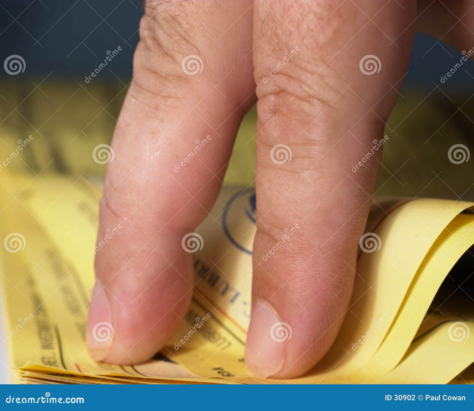 Yellow för 3 sidor