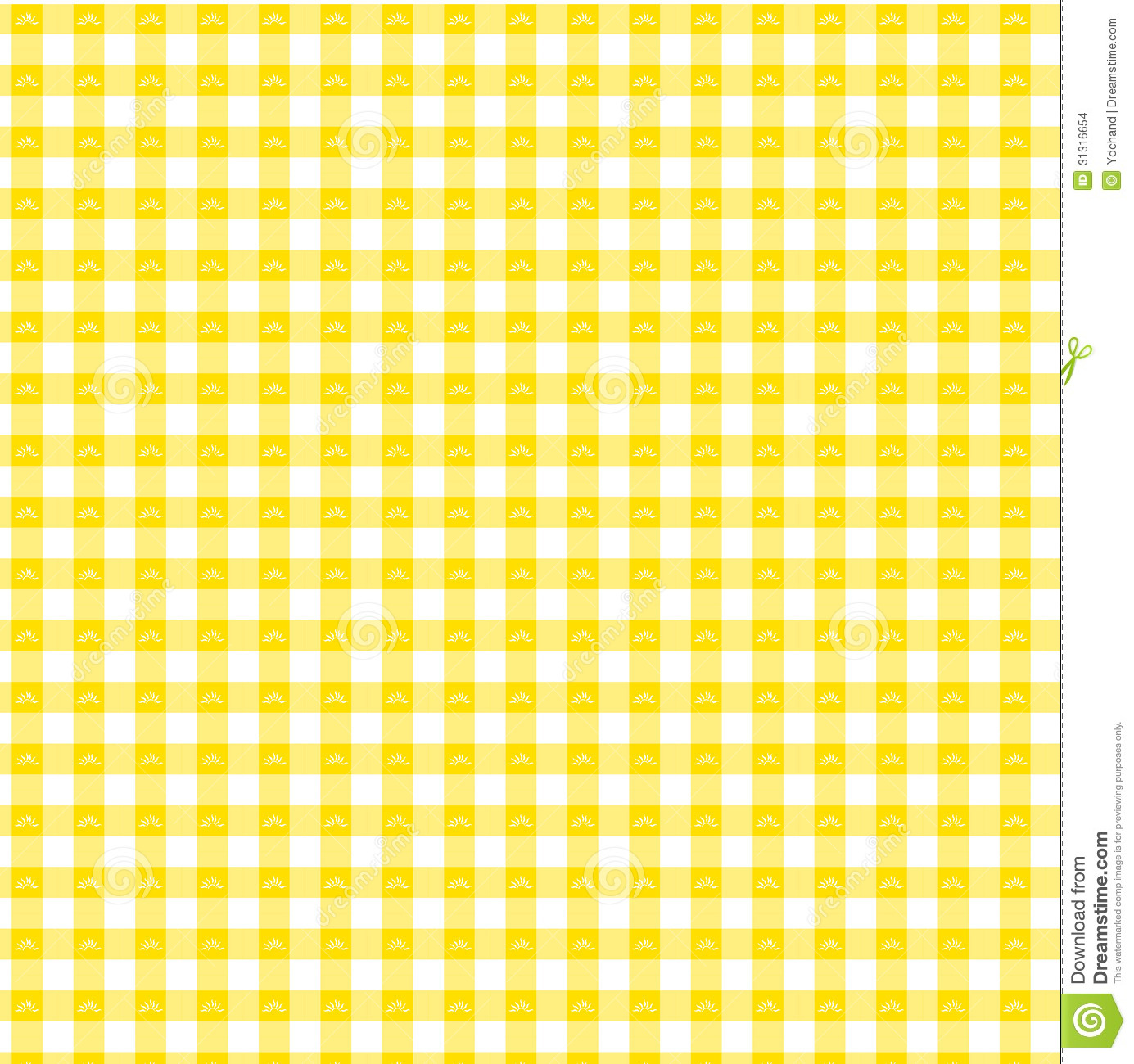 Red and white plaid curtains - Yellow Gingham Stock Images Image 31316654