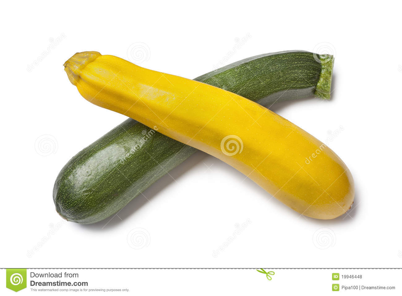 yellow and green zucchini royalty free stock photos. Black Bedroom Furniture Sets. Home Design Ideas