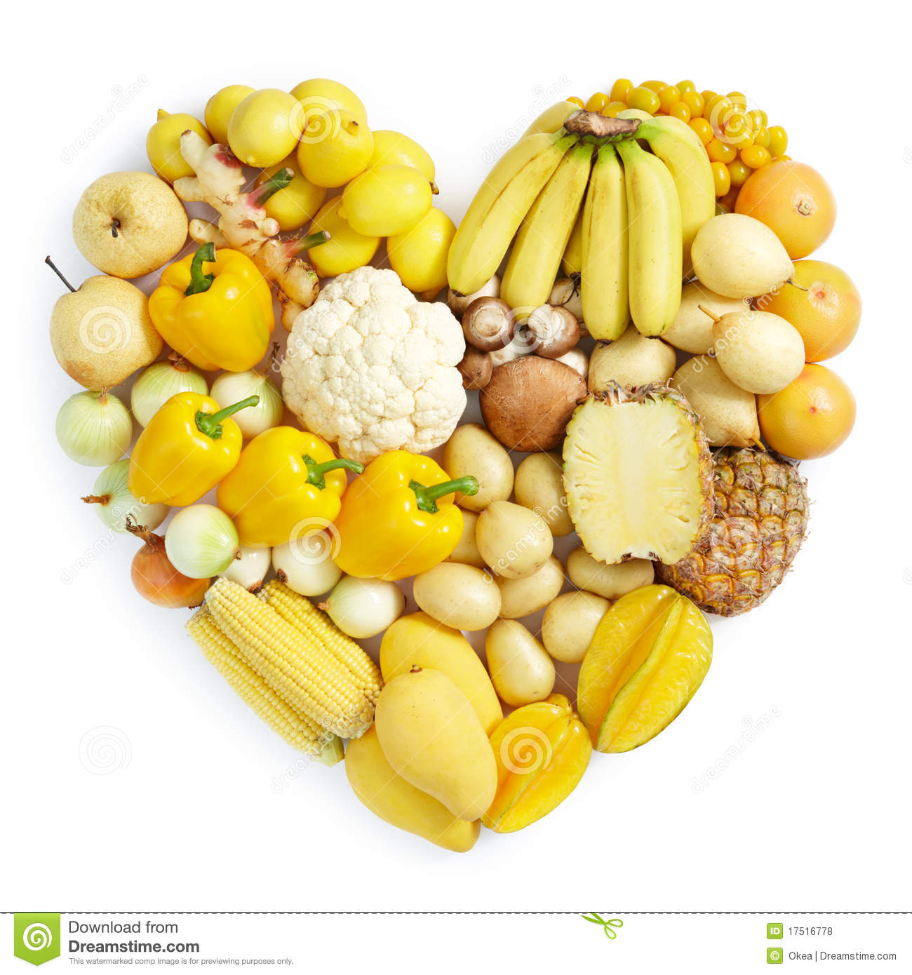 Yellow Healthy Food Royalty Free Stock Photos - Image ...