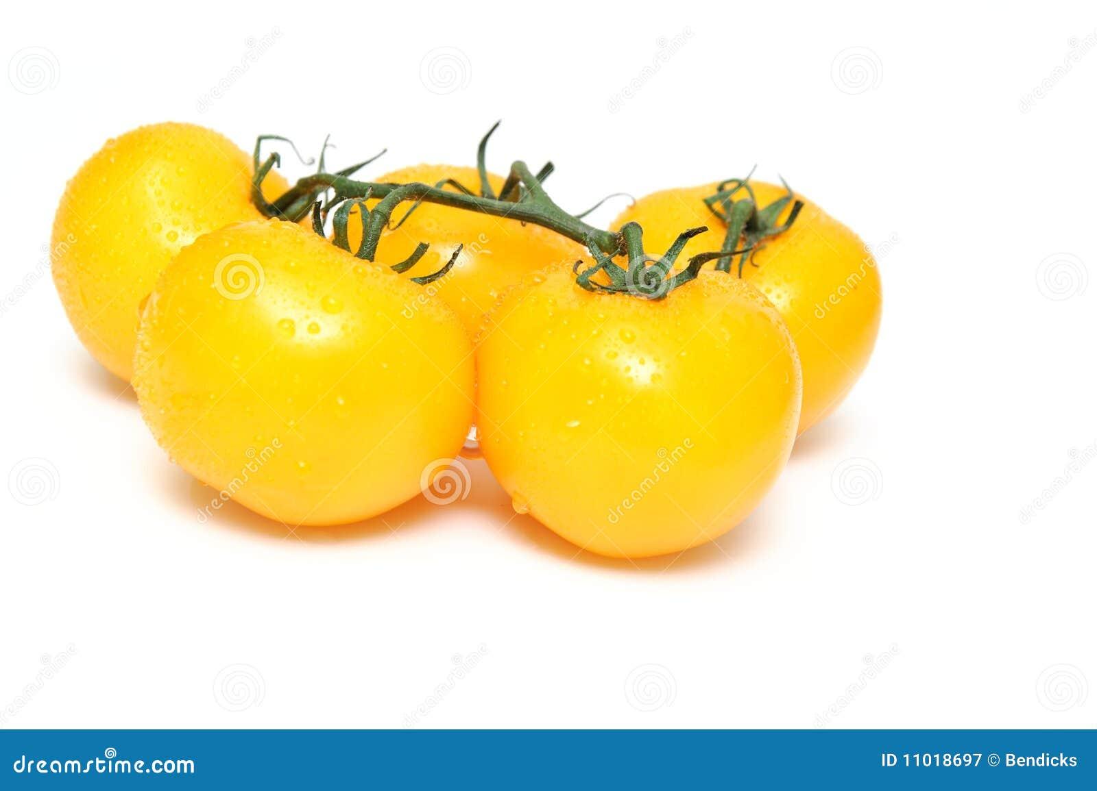 yellow heirloom tomatoes - photo #49