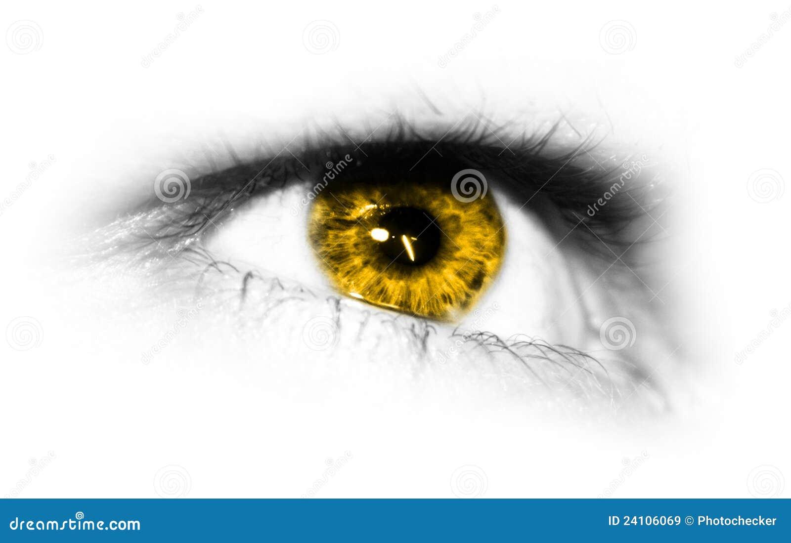 yellow eyes human - photo #25