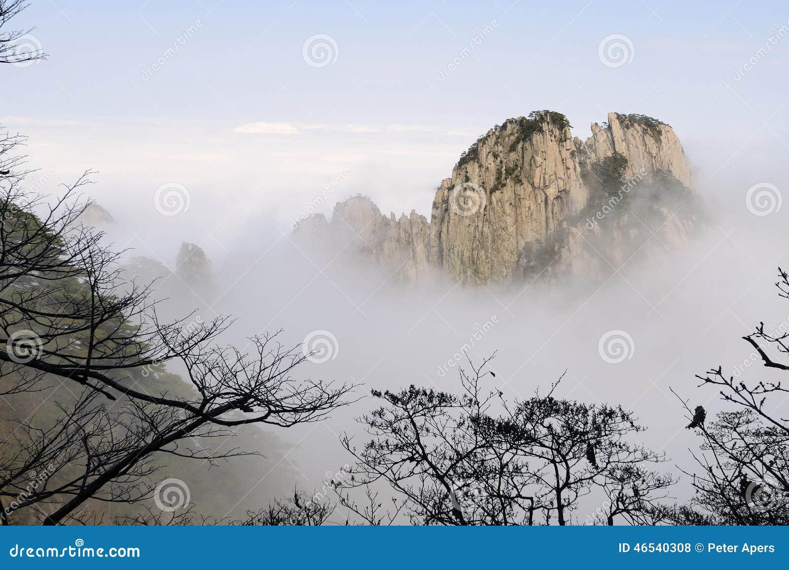 Yellow Mountain - Huangshan, China