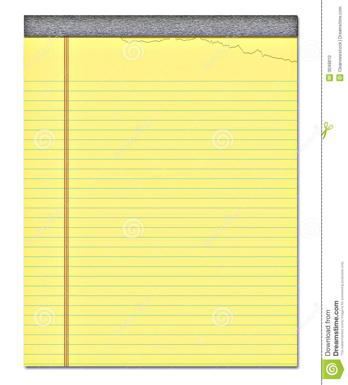 Yellow Notepad Note Paper Photo Image 3049810 – Yellow Notebook Paper Background