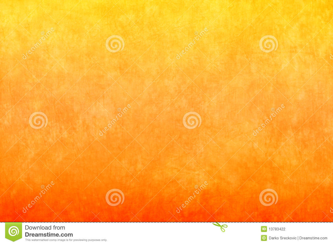 Yellow orange background