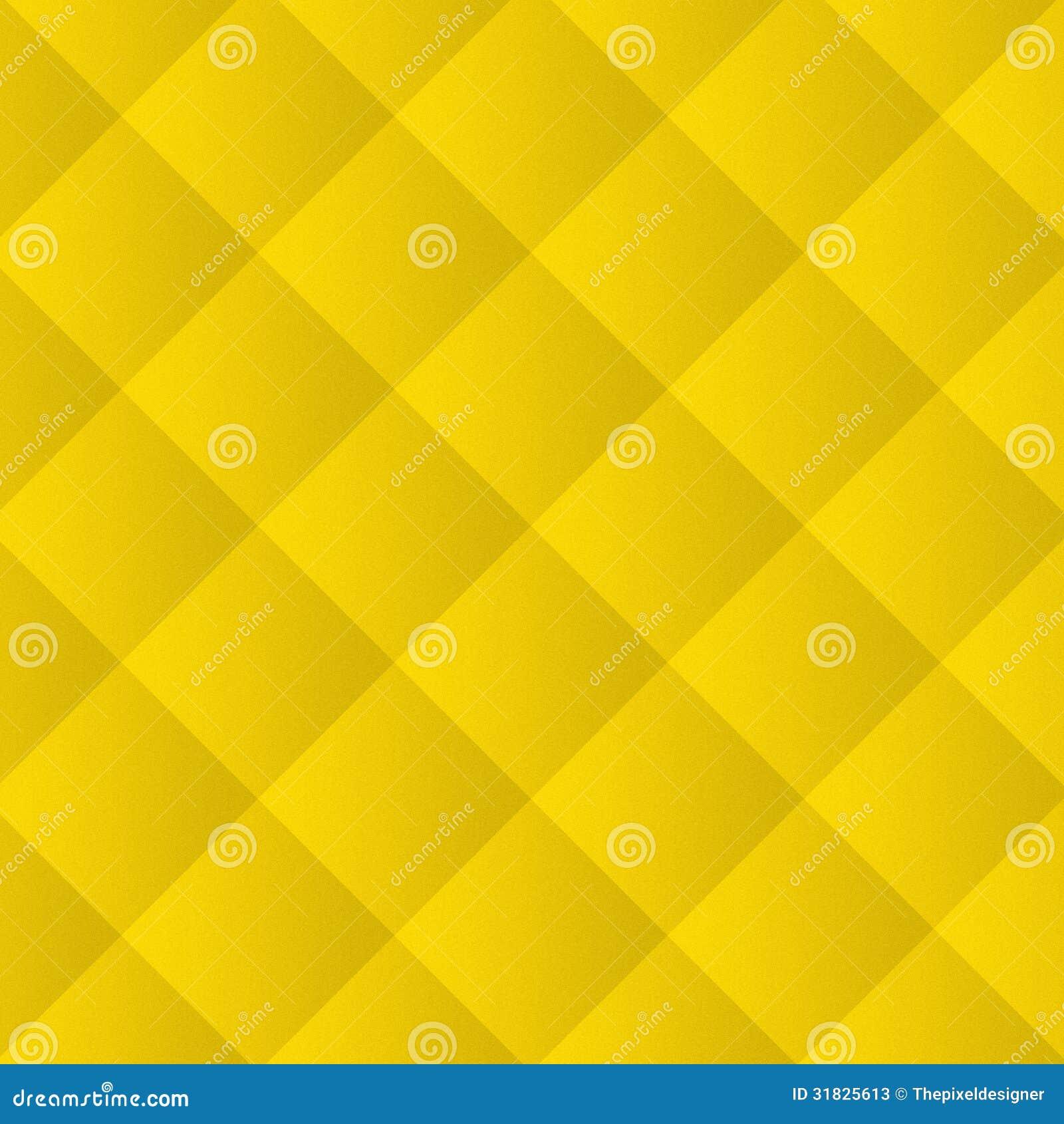 Yellow, Orange Background Abstract Stock Illustration