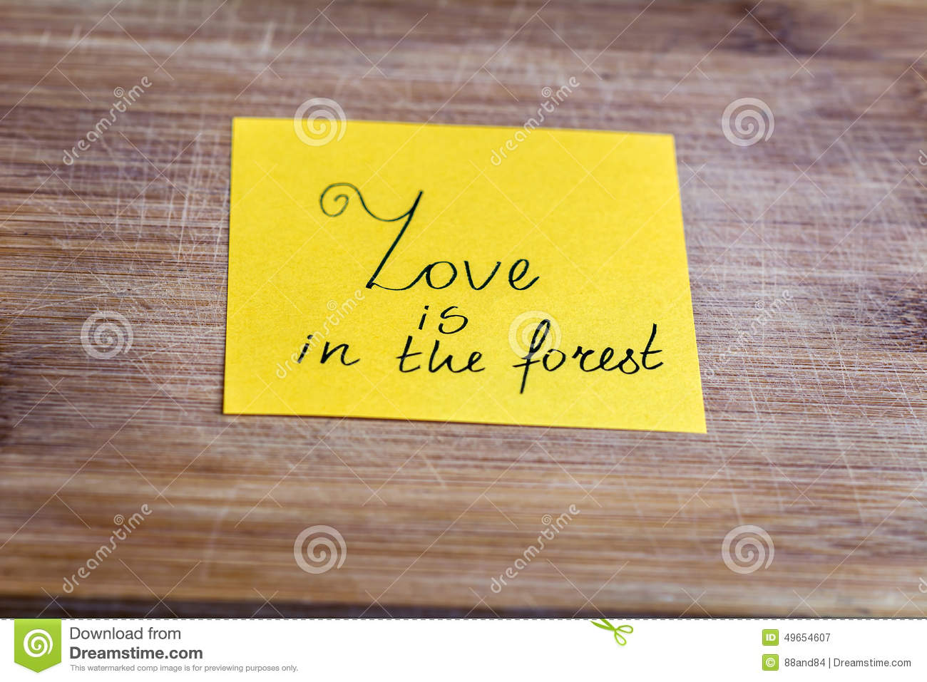 Love Note Paper Royalty-Free Stock Photo | CartoonDealer ...