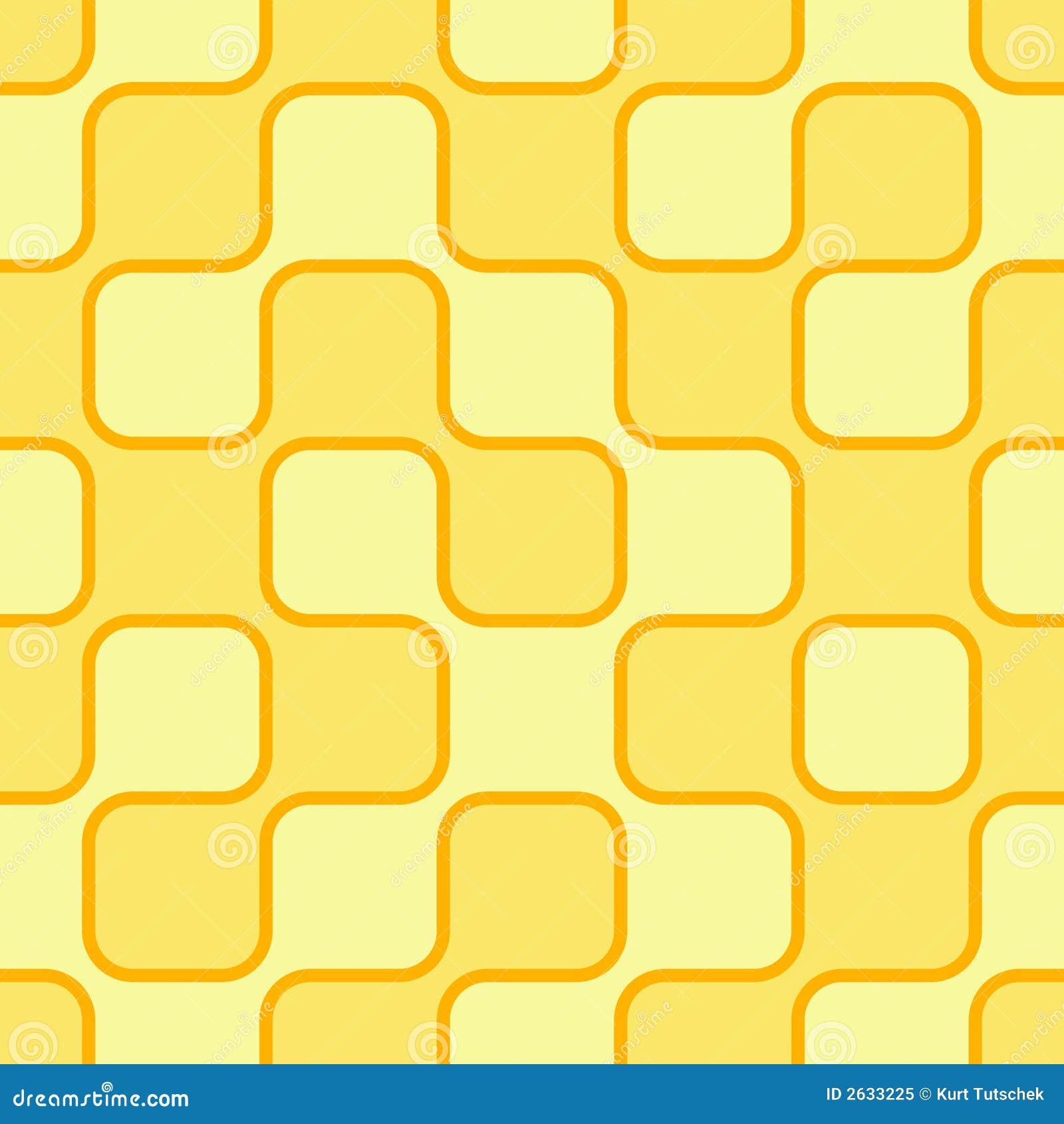 Yellow Retro Background Royalty Free Stock Photo Image