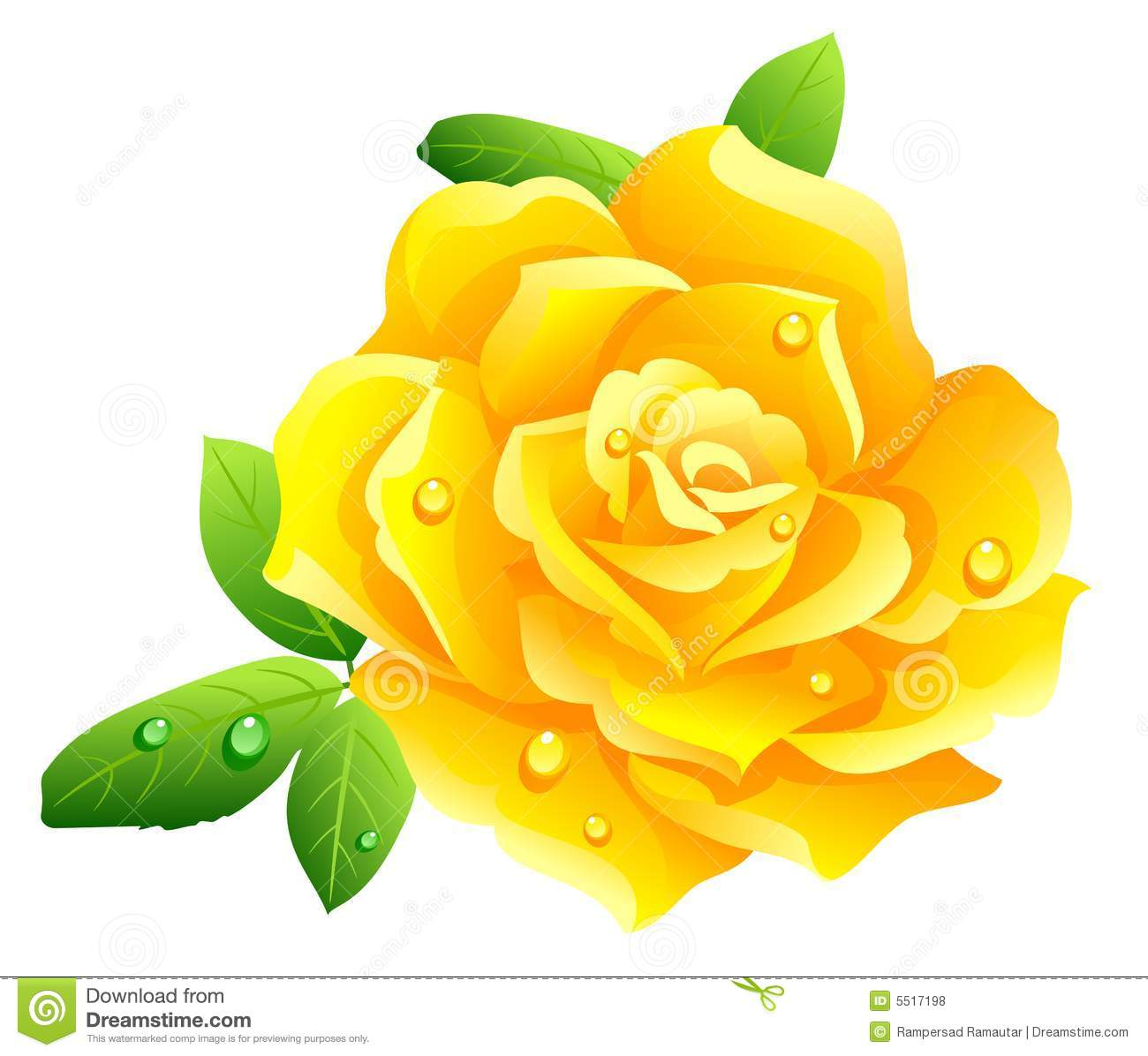 Yellow rose Yellow Rose Clip Art