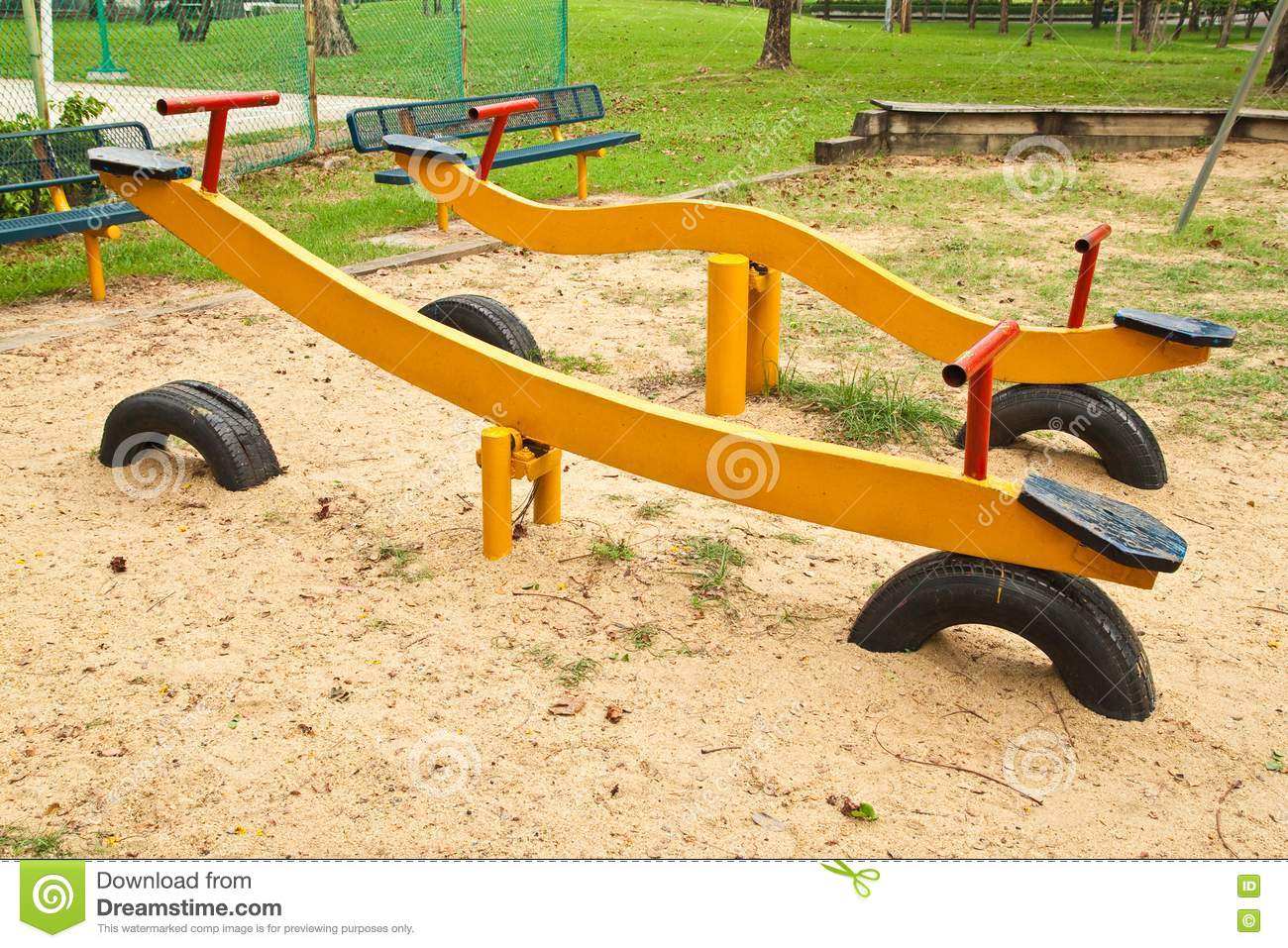 Yellow seesaw royalty free stock photo image 19133015 for Seesaw plans designs