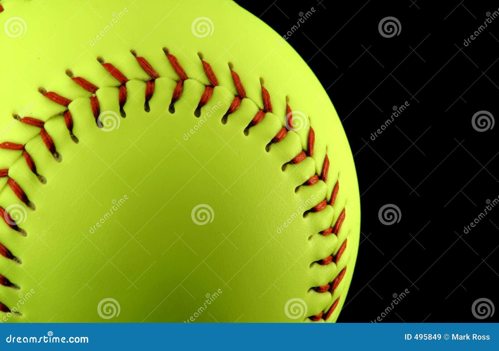 Yellow Softball Royalt...